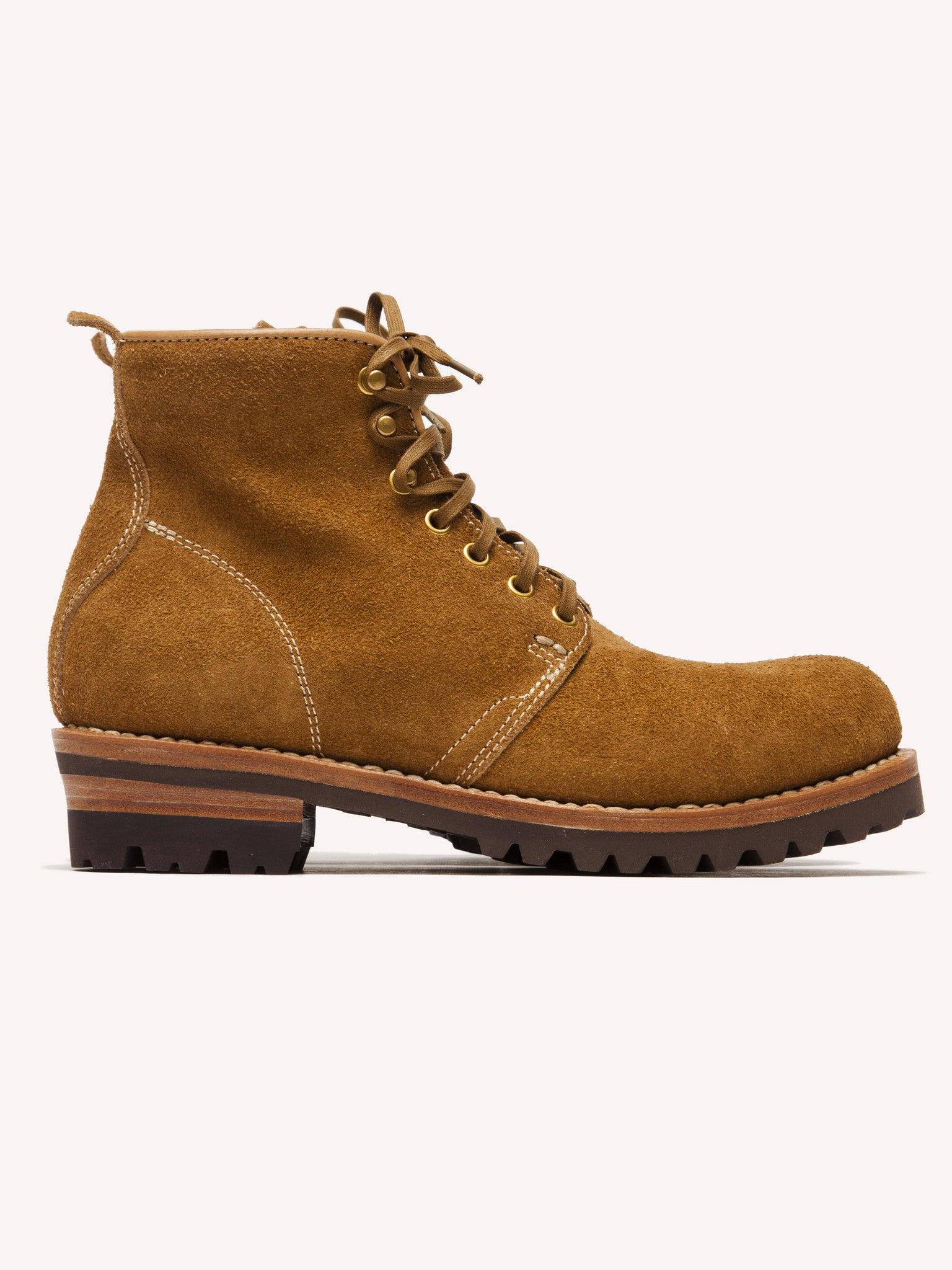 Brown Zermatt Boots FOLK 1