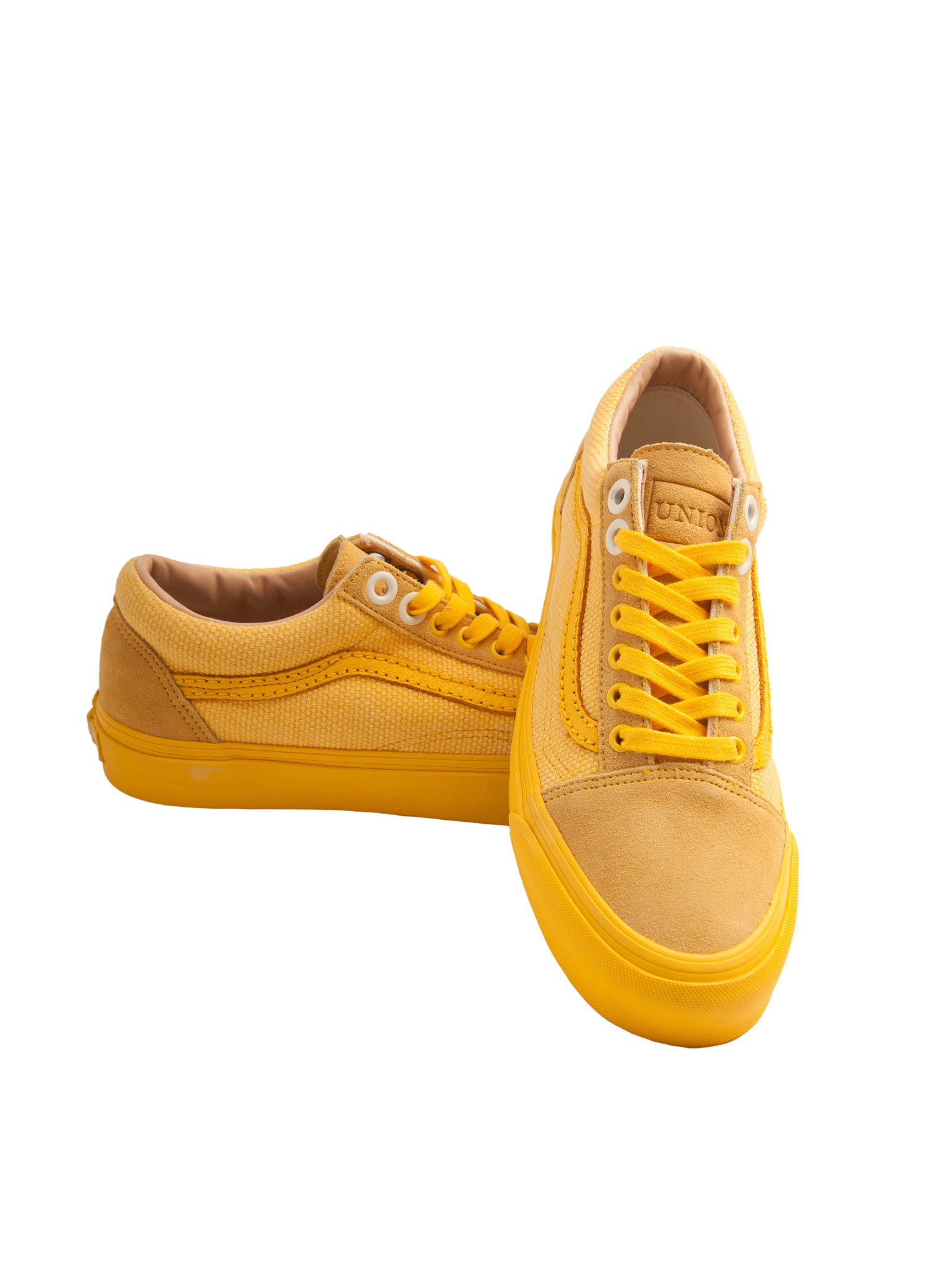 Citrus Vans Vault Old Skool (UNION) - Citrus 4