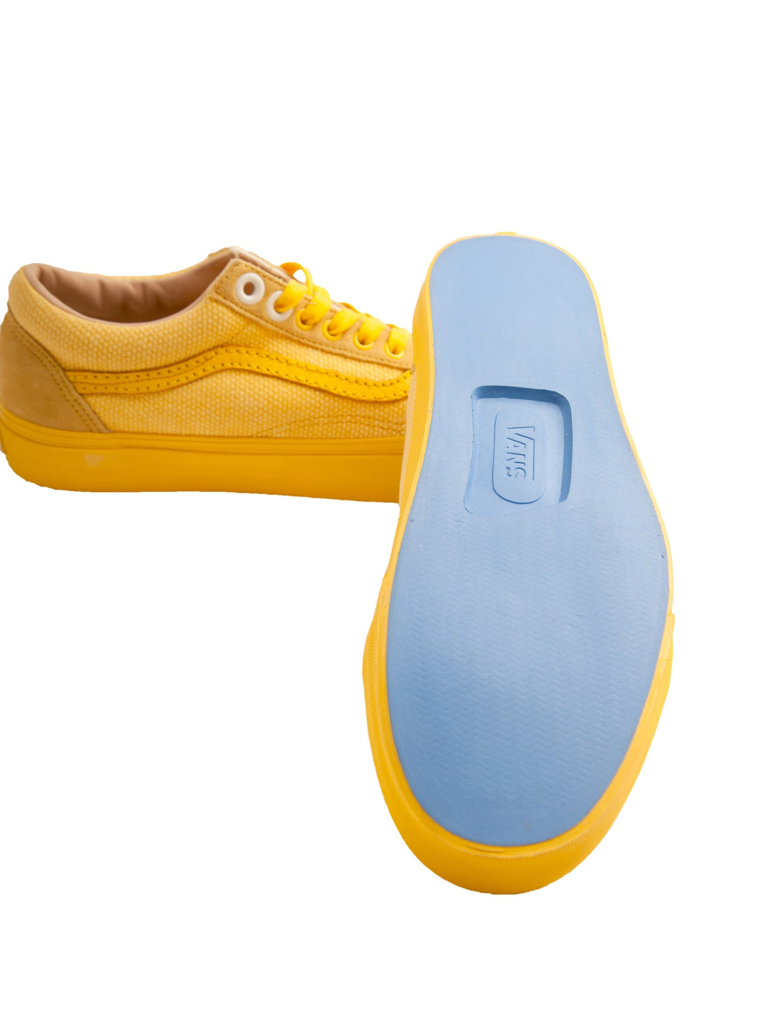 Citrus Vans Vault Old Skool (UNION) - Citrus 5