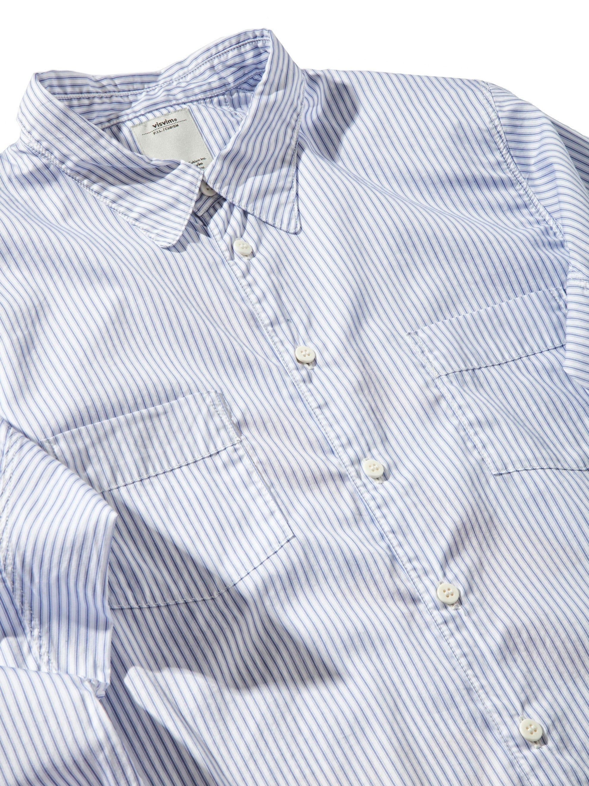 Navy Gekko Dress Shirt 9