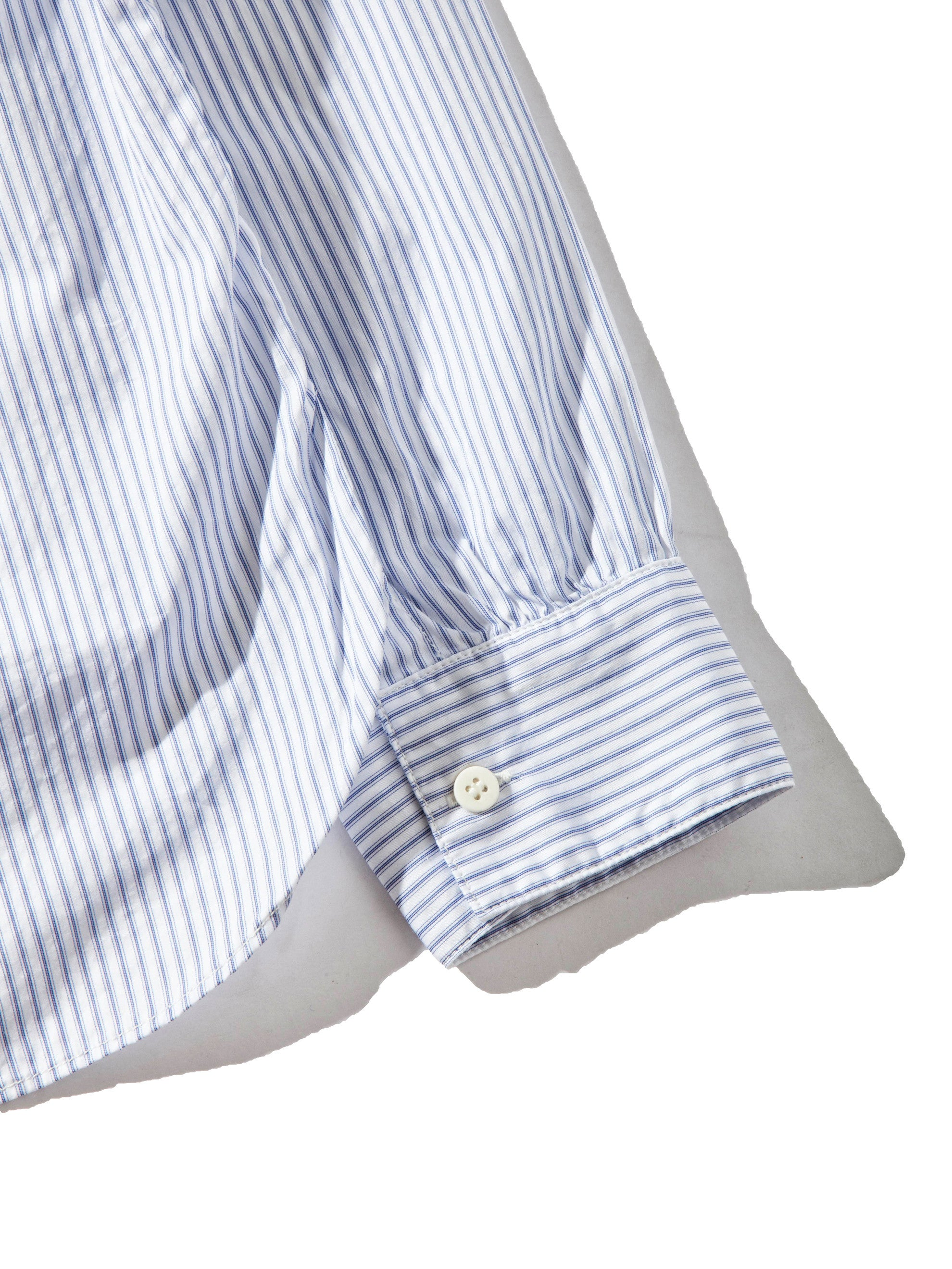 Navy Gekko Dress Shirt 10