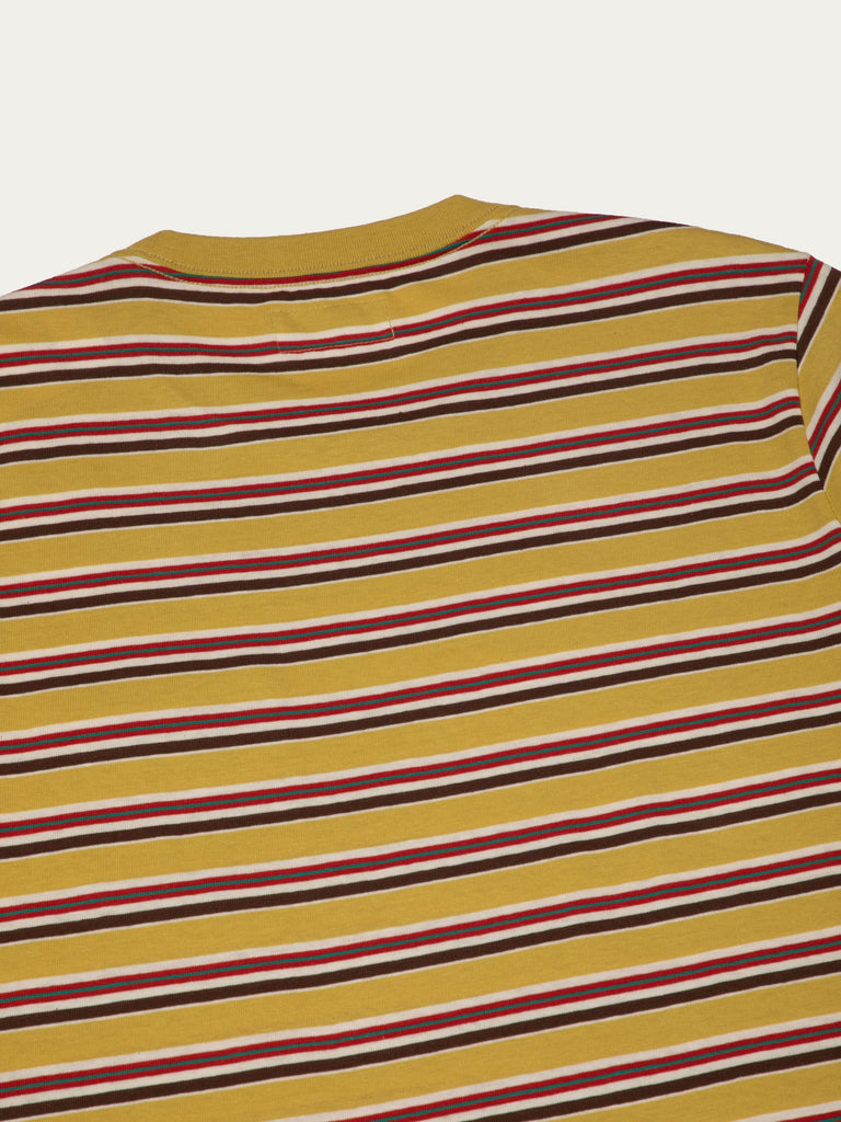 Striped Crew Neck T-Shirt (Type-1)15106478407757