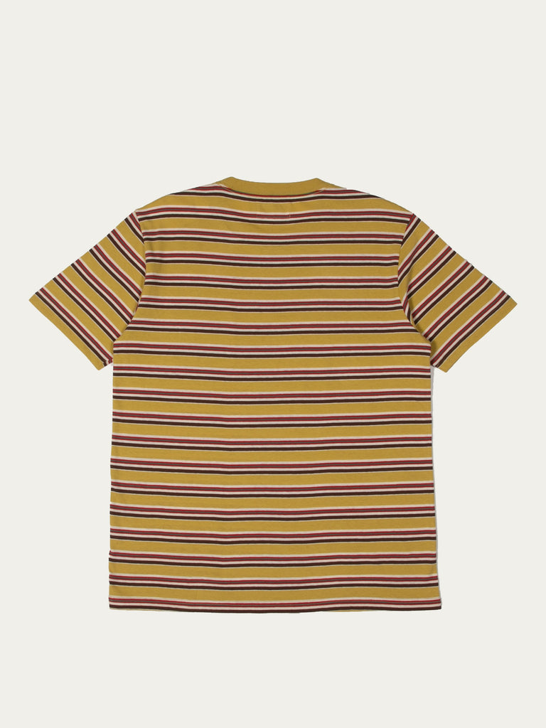 Striped Crew Neck T-Shirt (Type-1)15106478374989