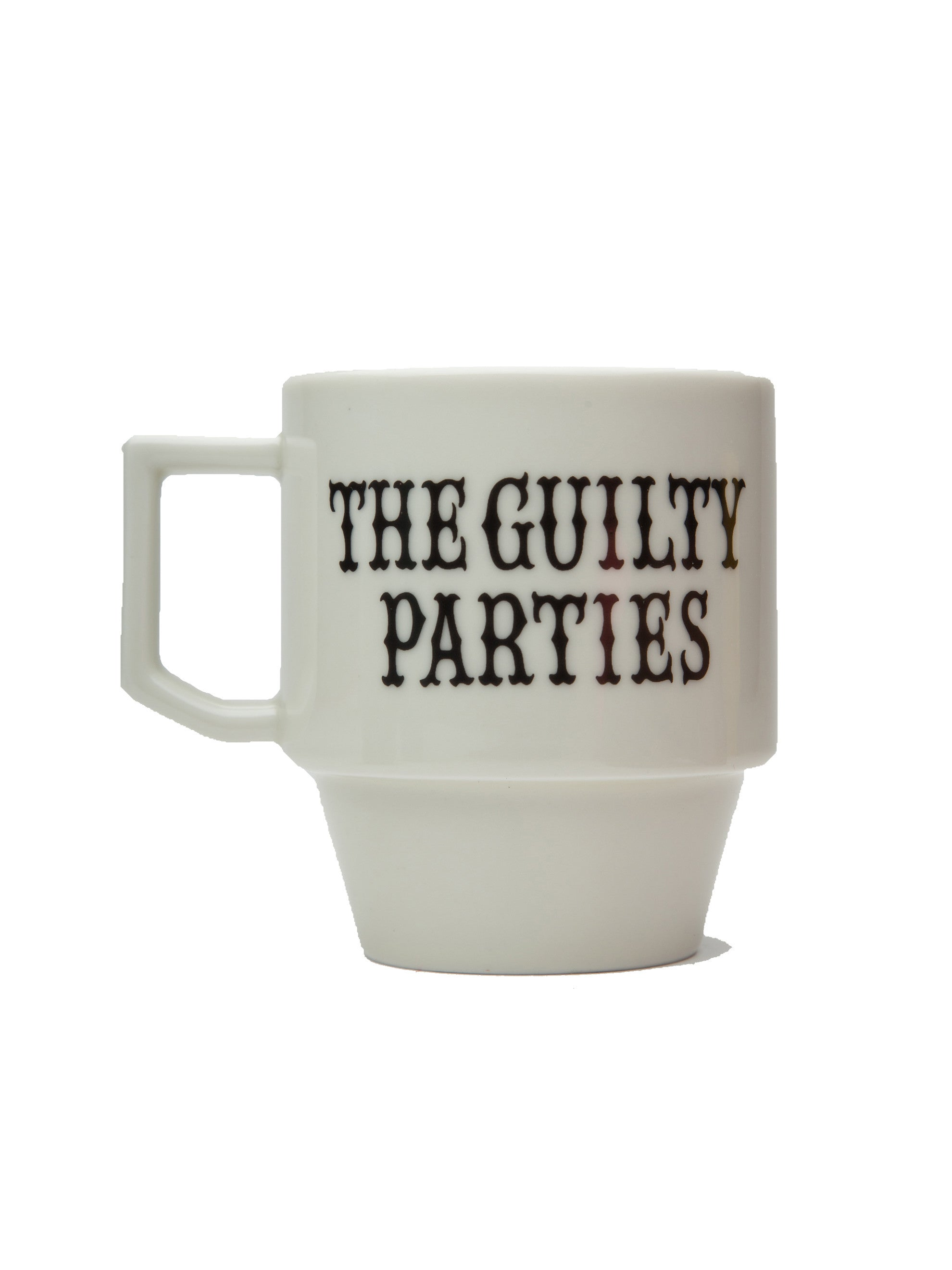 Yellow Guilty Parties Mug 4