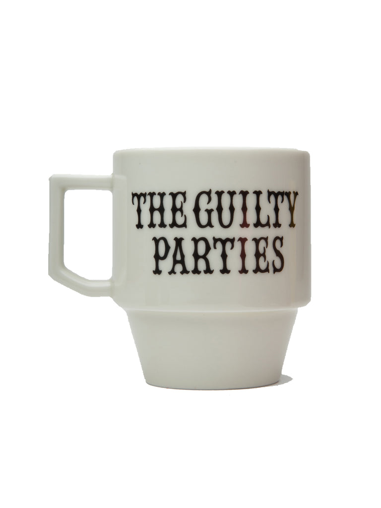 Yellow Guilty Parties Mug 420473914121