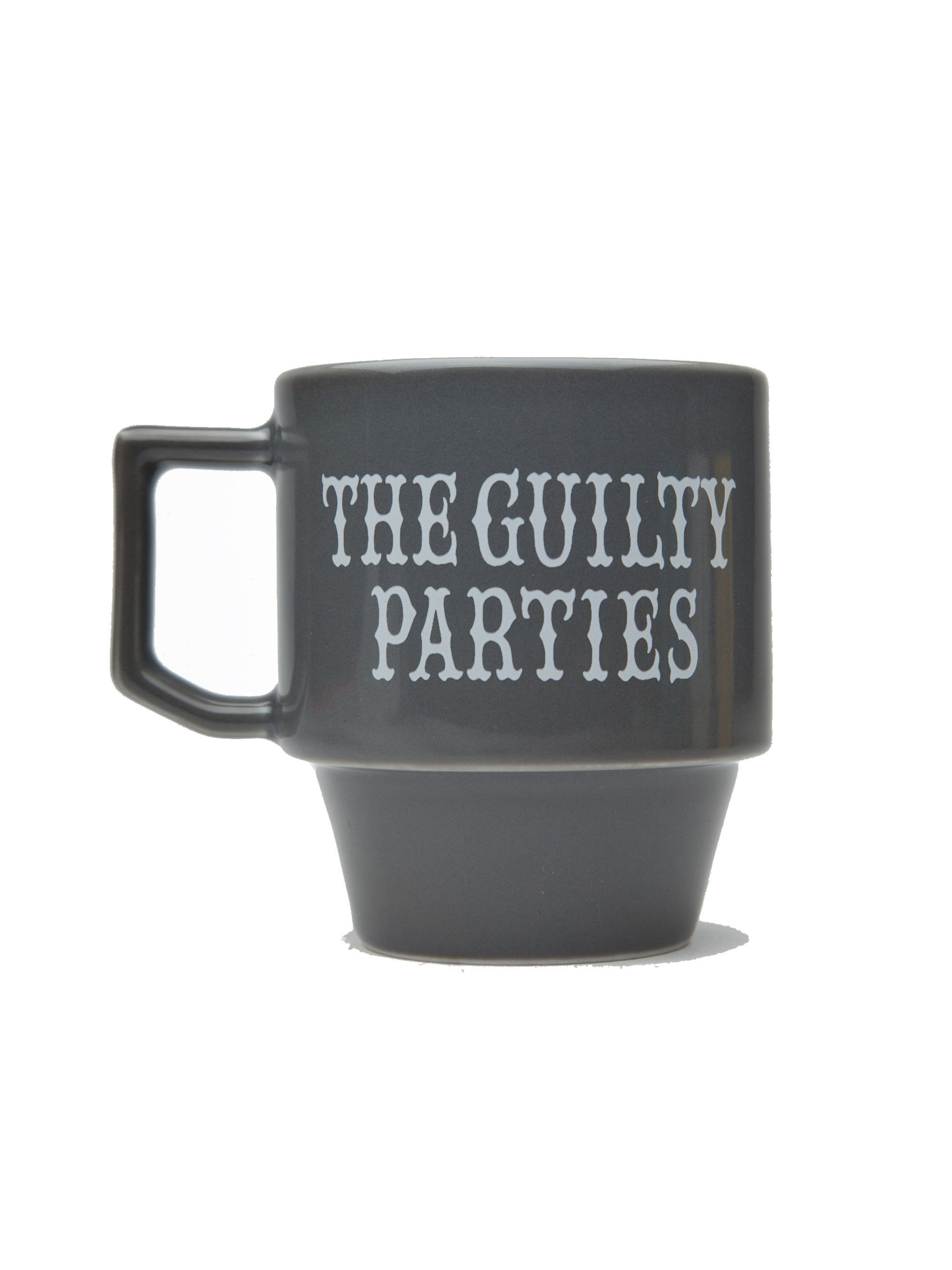 Yellow Guilty Parties Mug 8