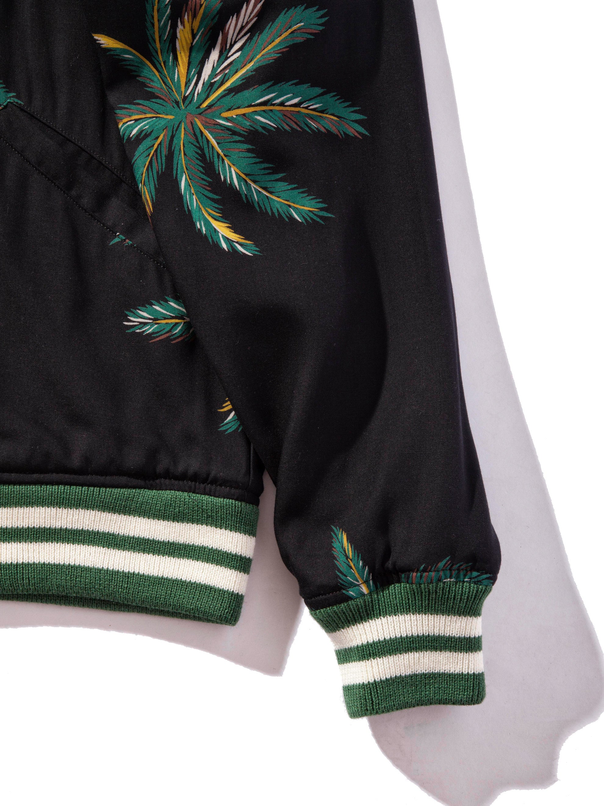 Black Sports Jacket (Palms) 10