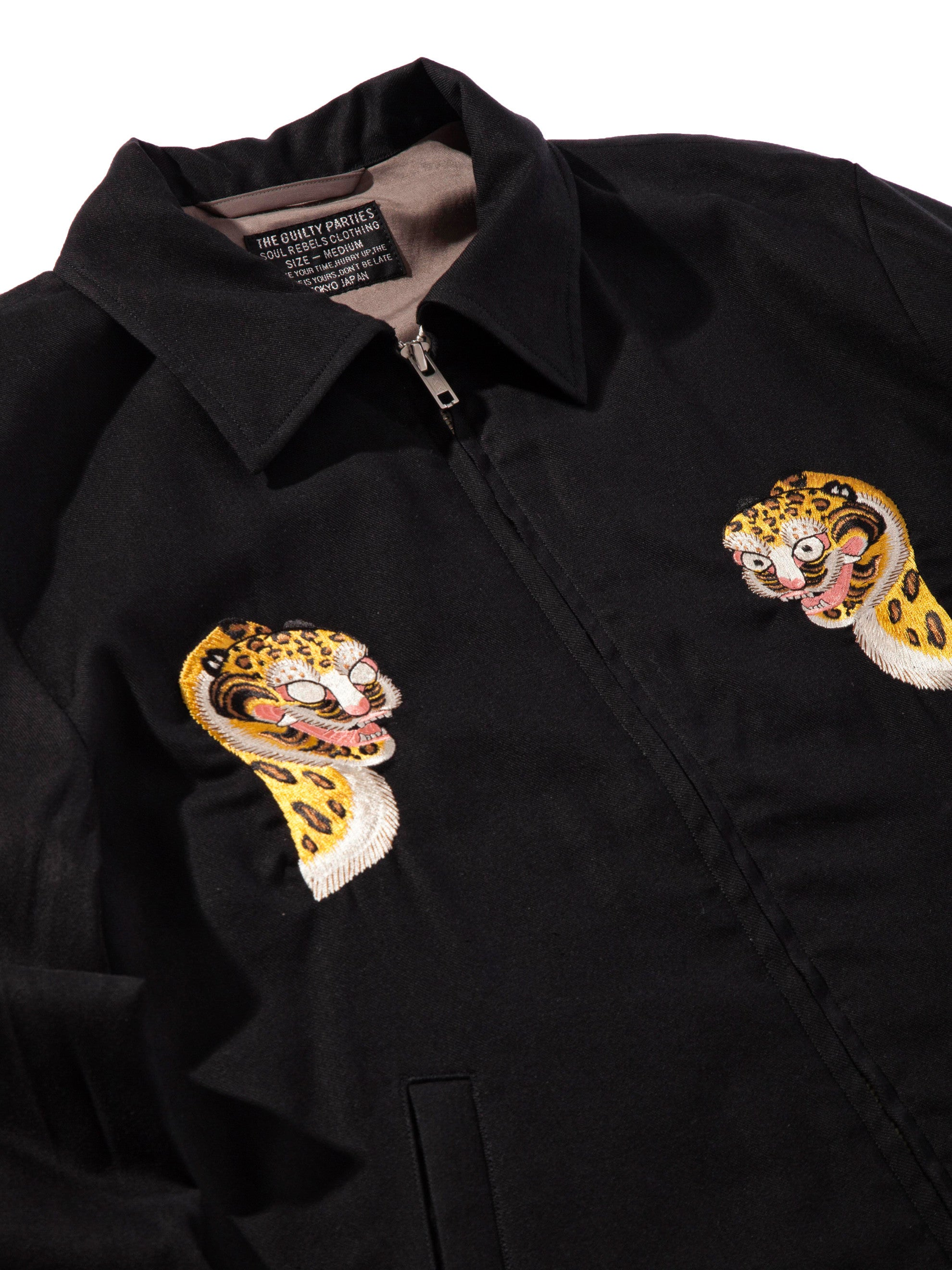 Black Vietnam Jacket 7