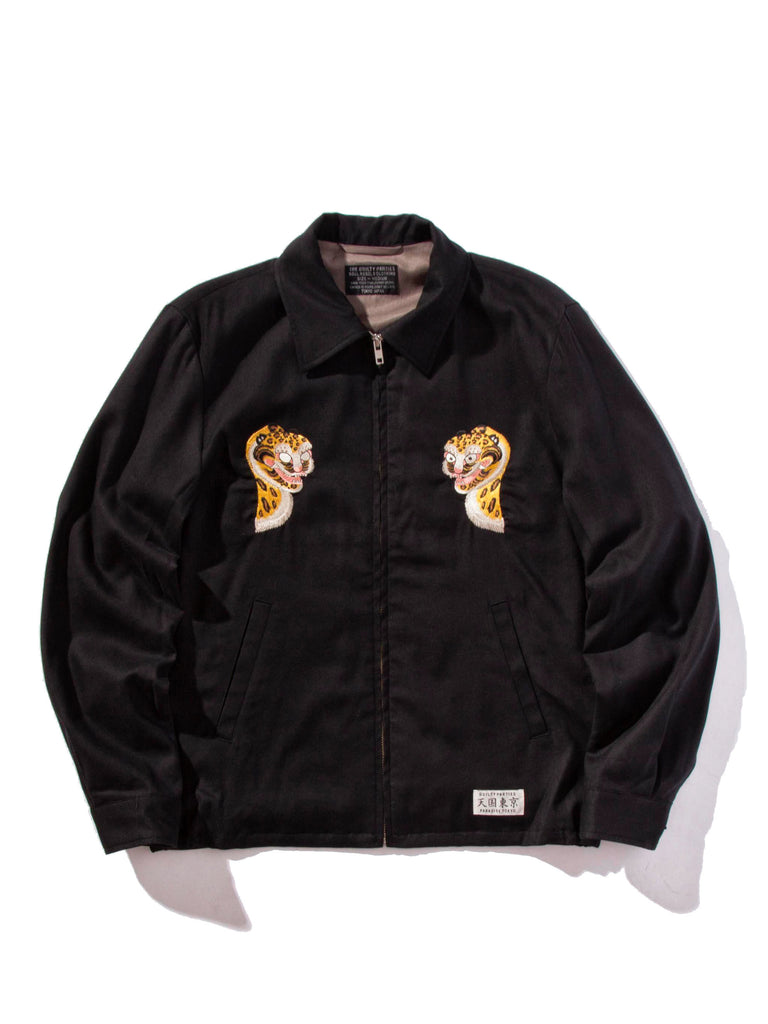 Black Vietnam Jacket 620474283337