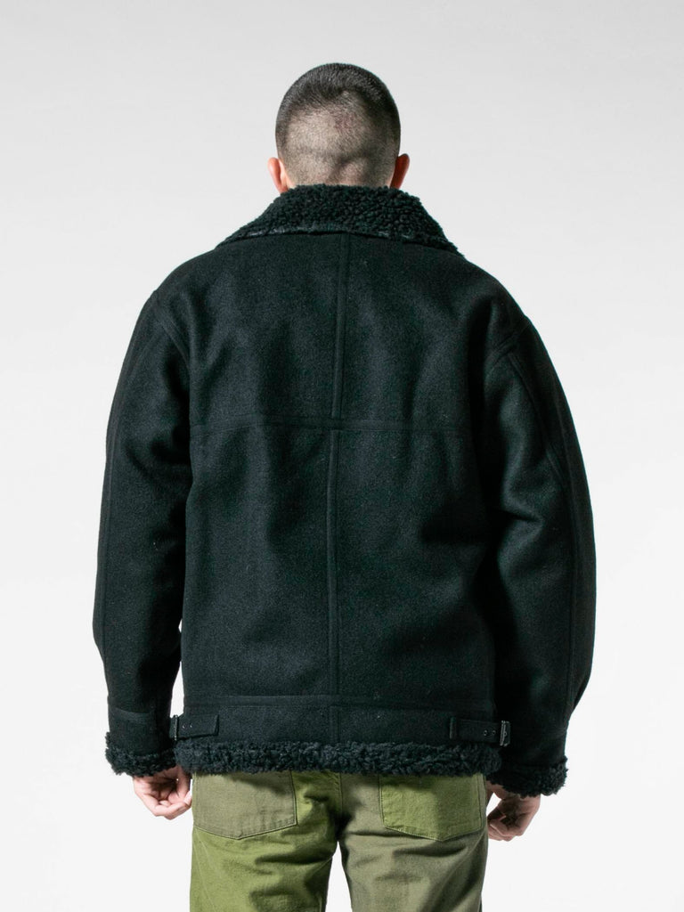 Ovis Melton Jacket