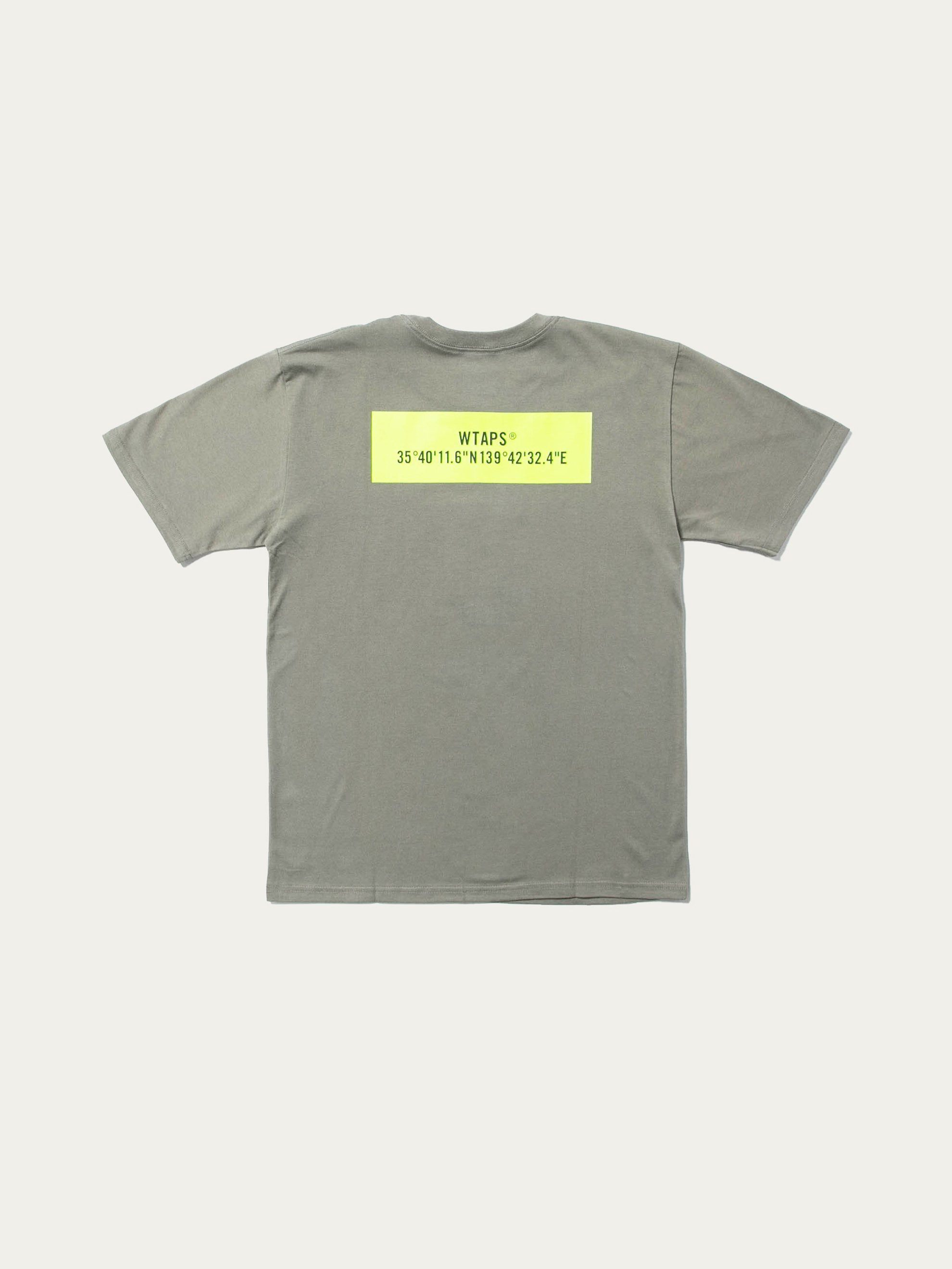 Olive Drab Banner T-Shirt 1