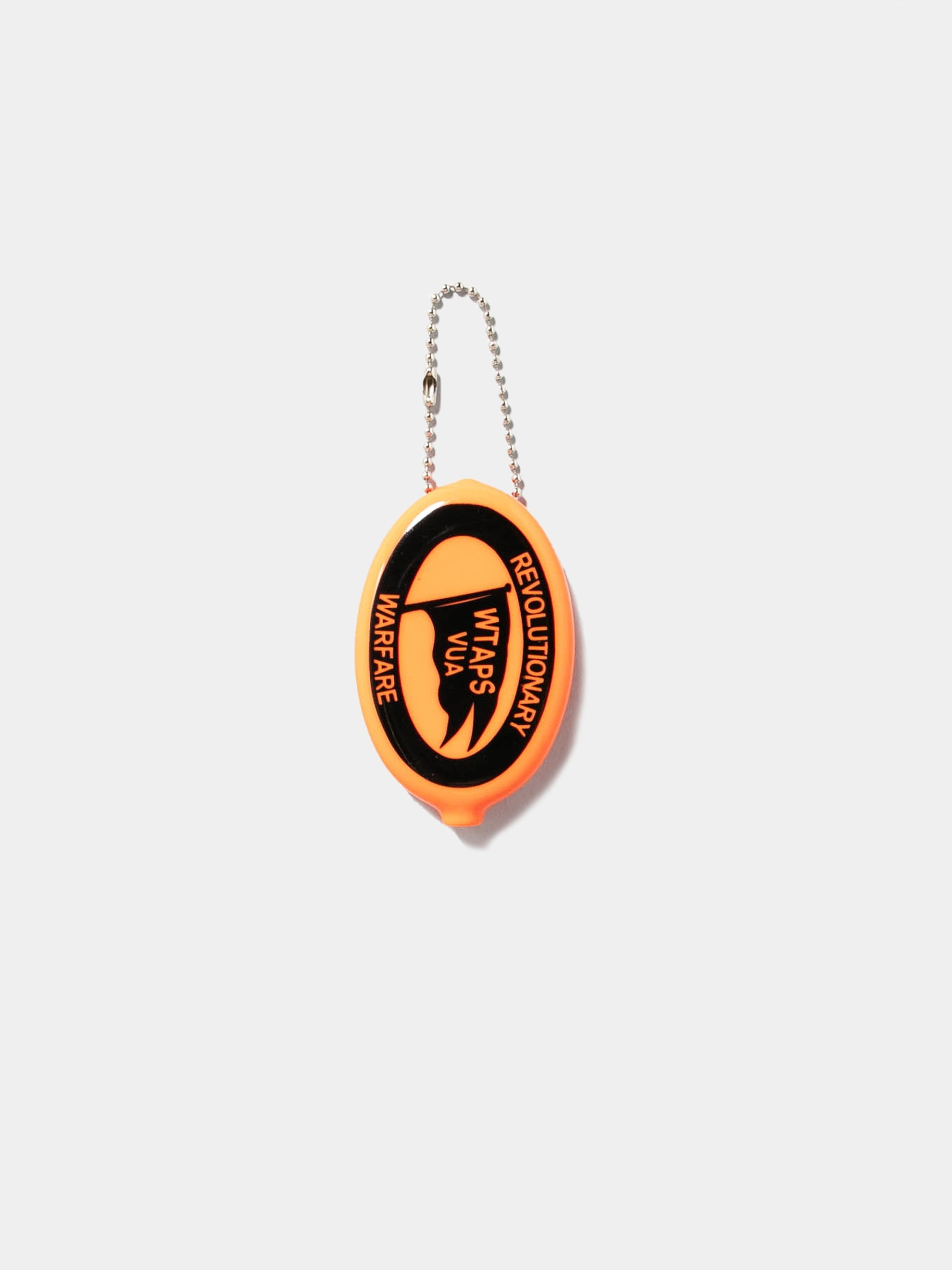 Orange Token / Wallet. PVC 1