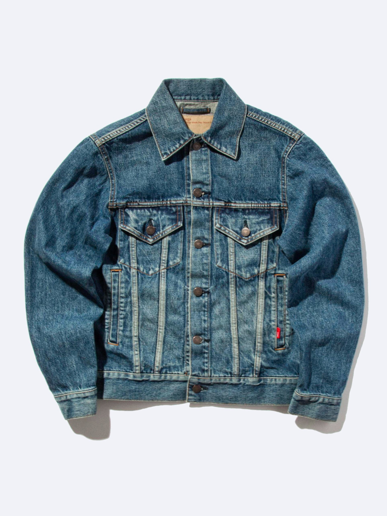 Blues Jacket