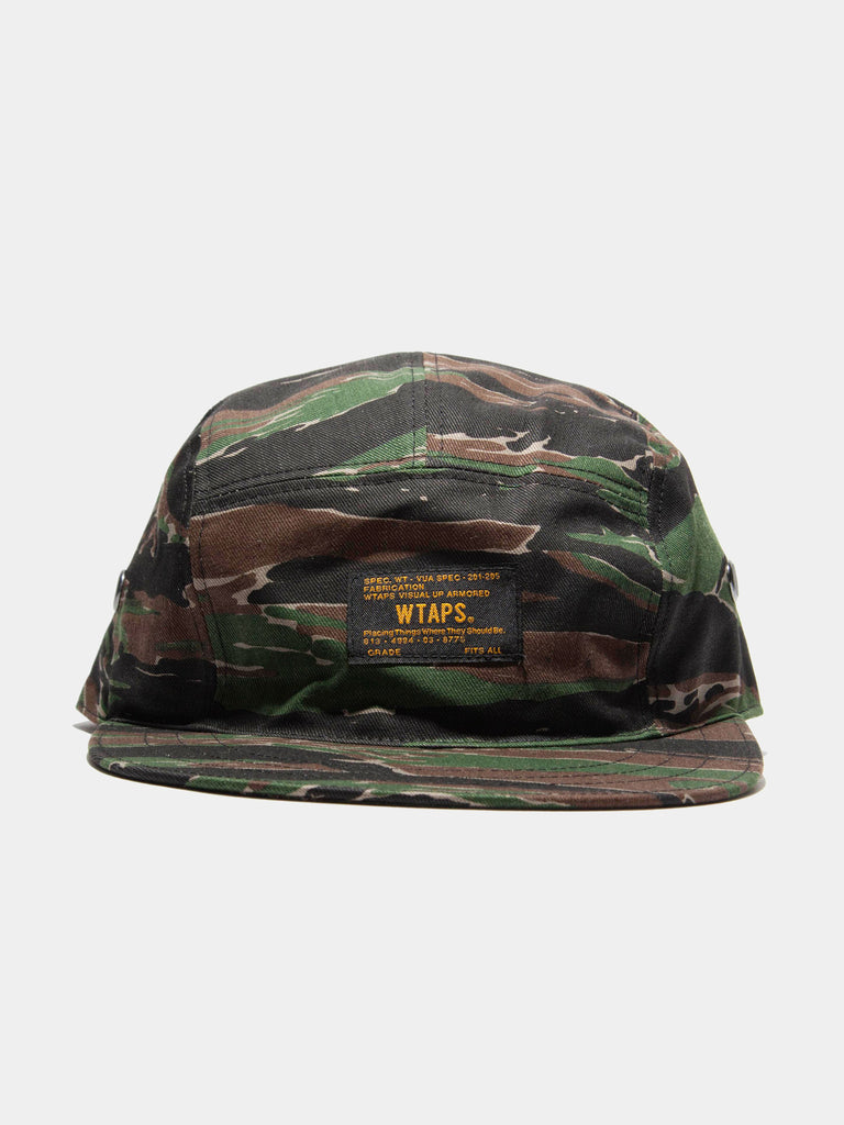 Buy Wtaps Commander 01 Cap (Cotton Twill Tiger Stripe) Online at ... 738914e4df3e
