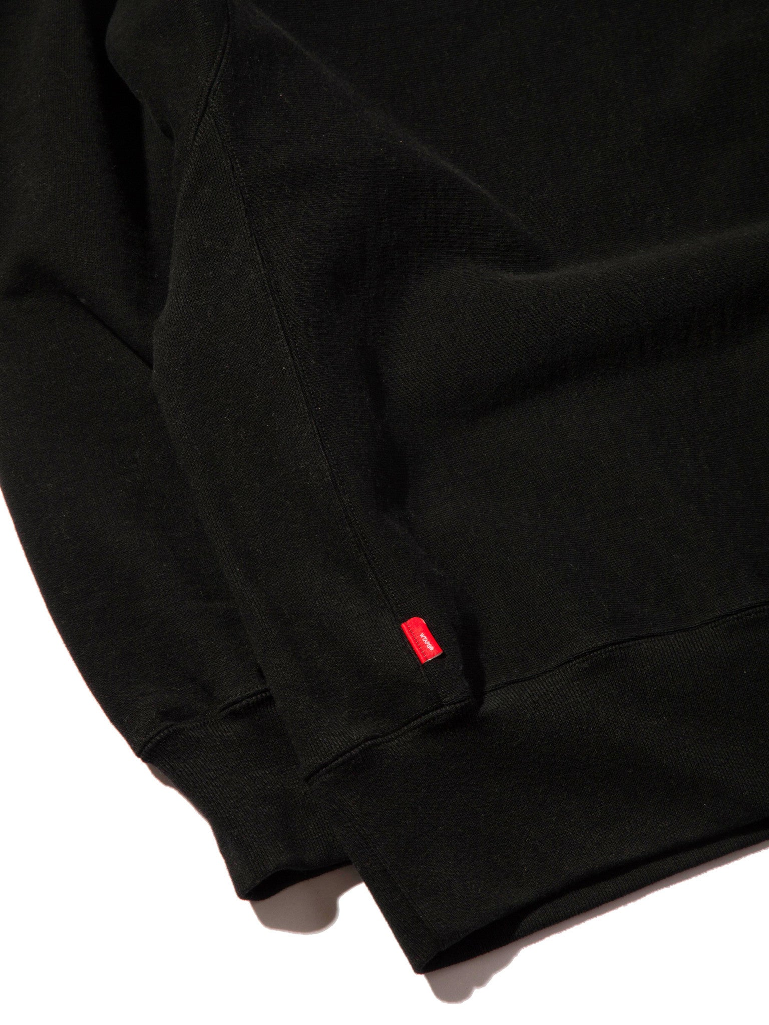 Black Design Crew Neck (College) 7