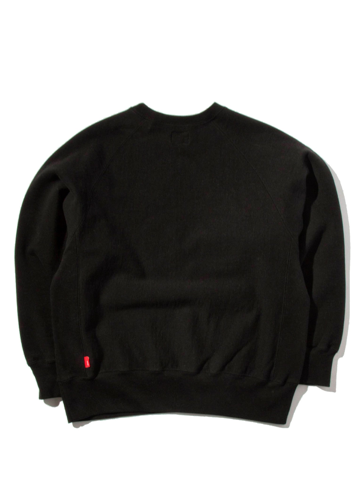 Black Design Crew Neck (College) 5