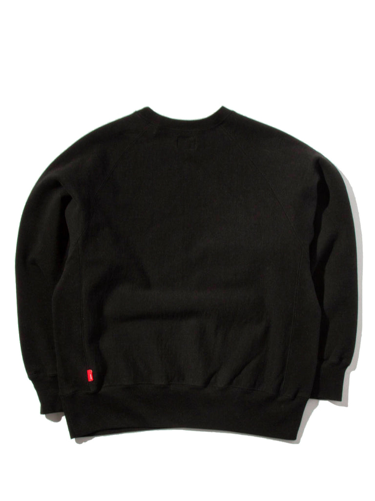 Black Design Crew Neck (College) 519674741001
