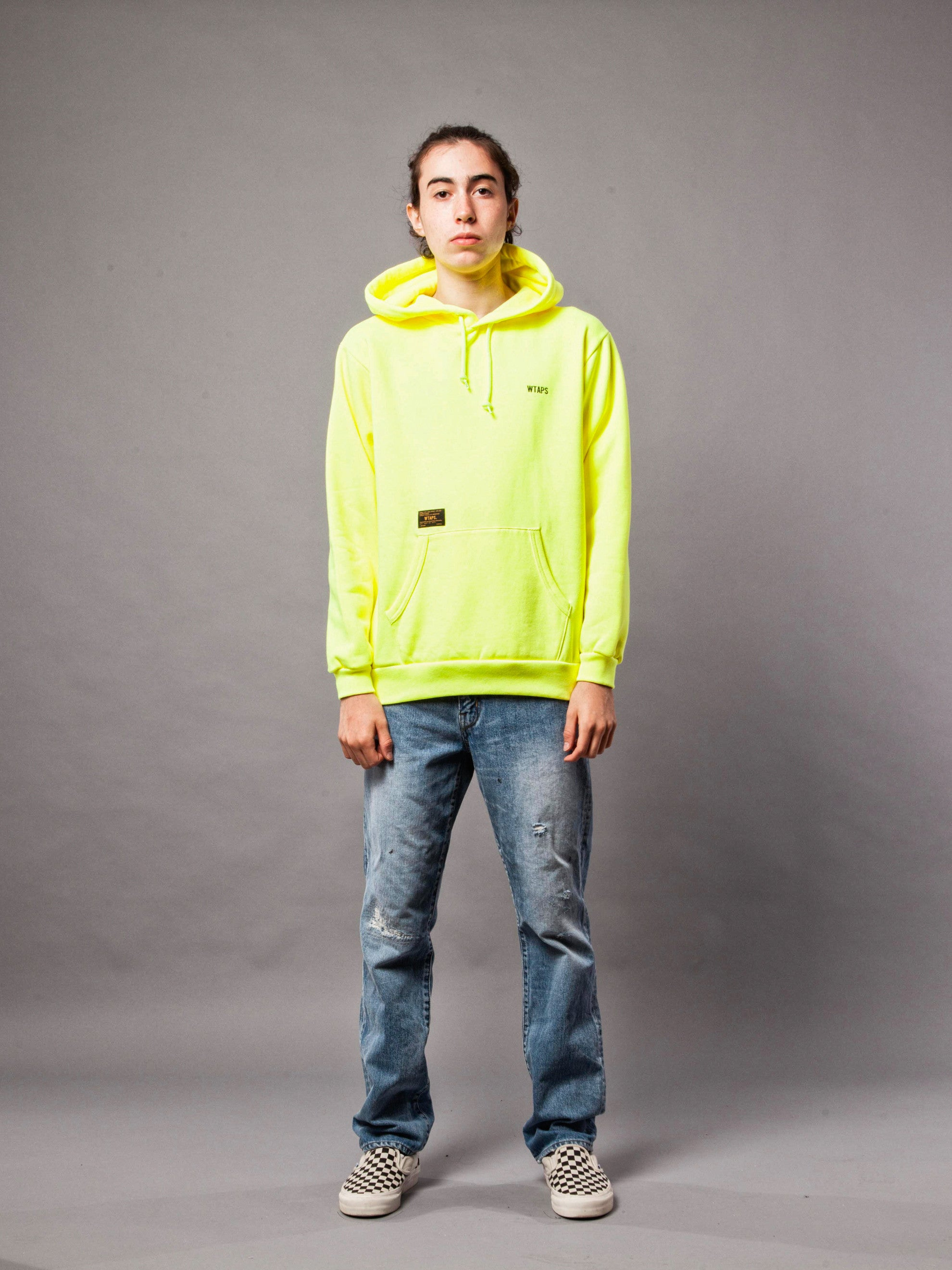 Yellow Hellweek Hooded SAR Sweatshirt 2