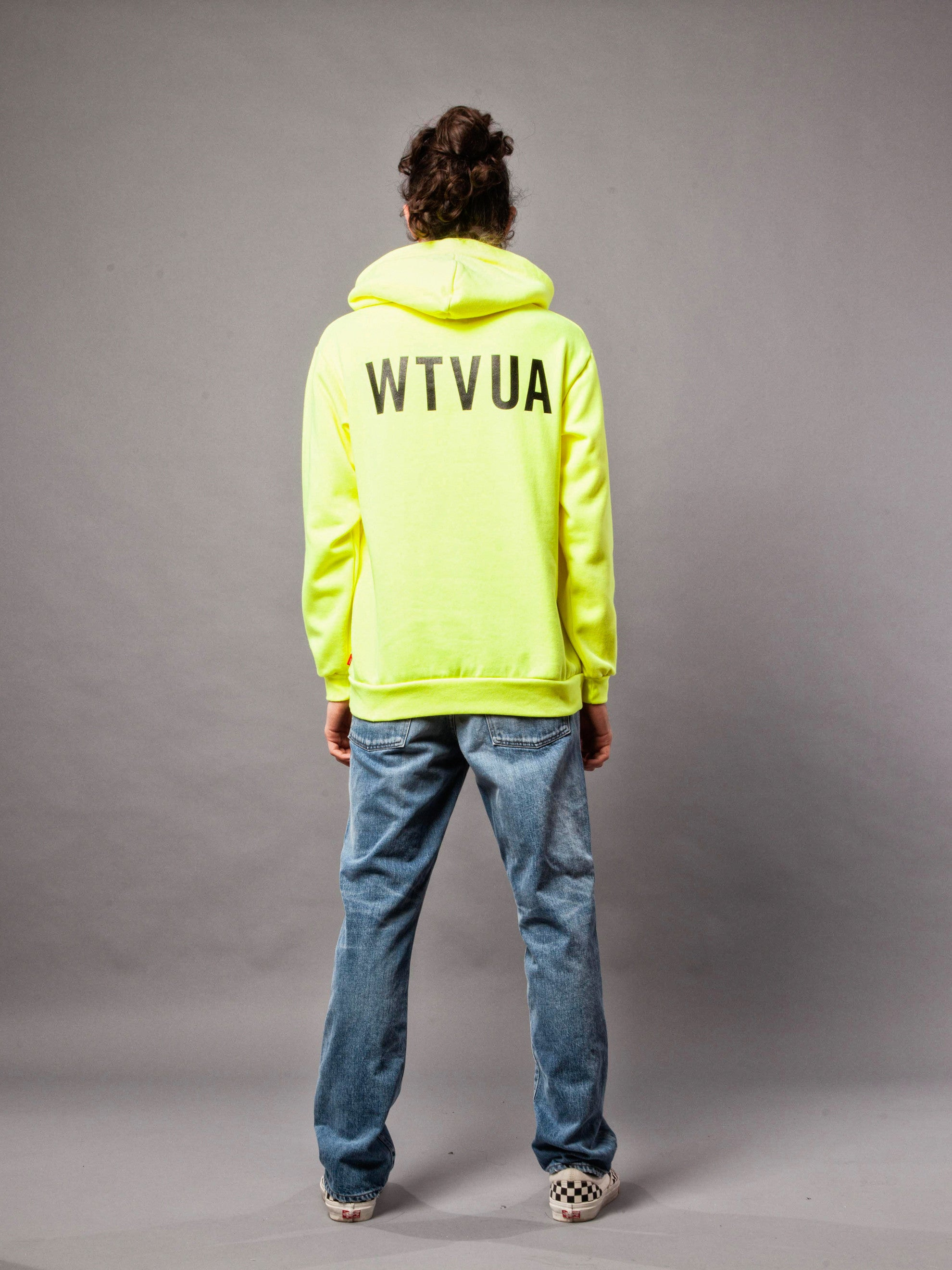 Yellow Hellweek Hooded SAR Sweatshirt 4
