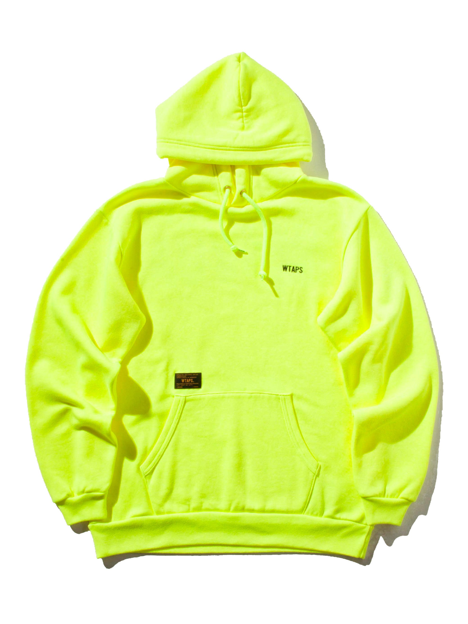 Yellow Hellweek Hooded SAR Sweatshirt 5