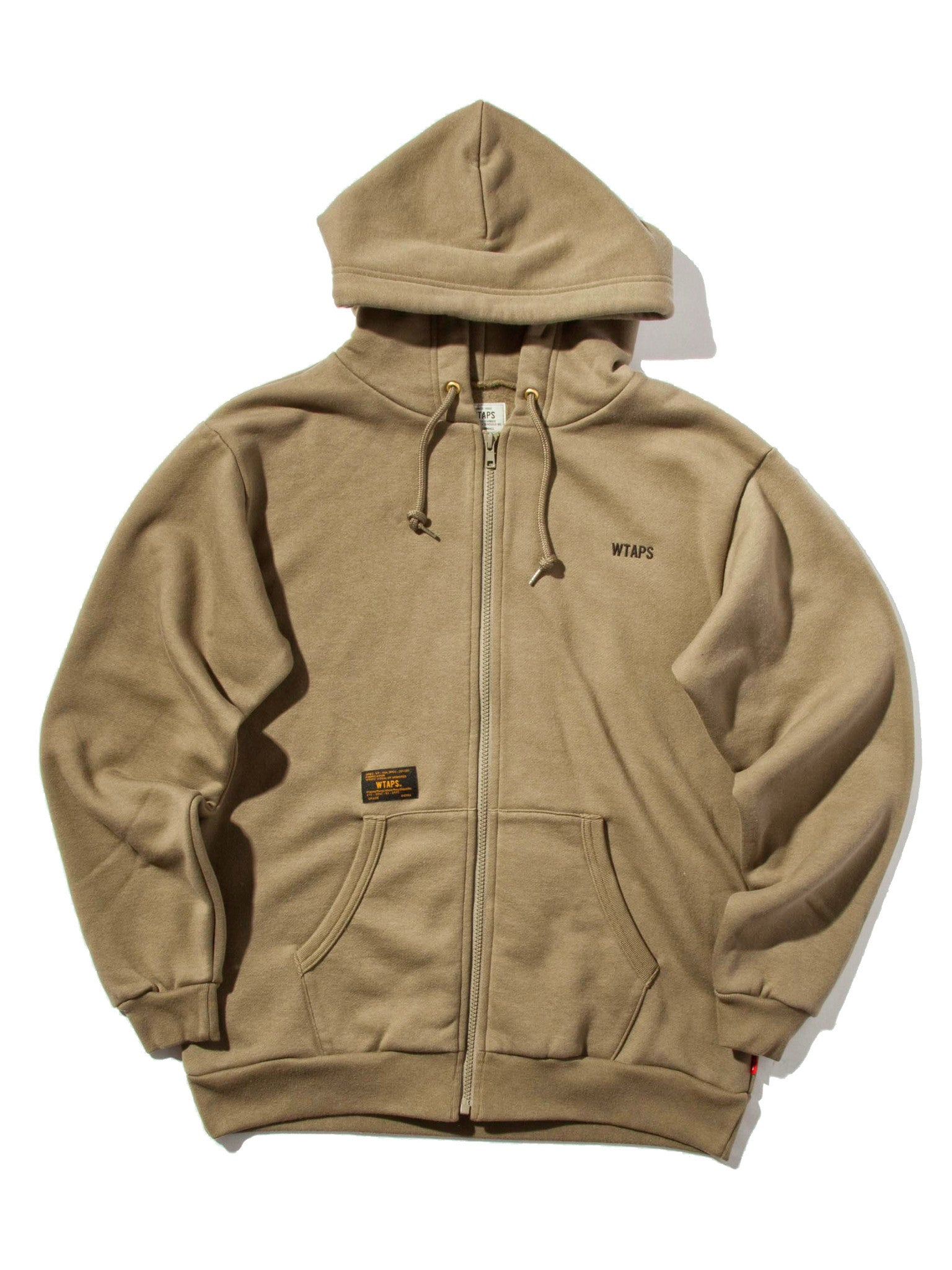 Olive Drab Hellweek Zip Up WTVUA Sweatshirt 8