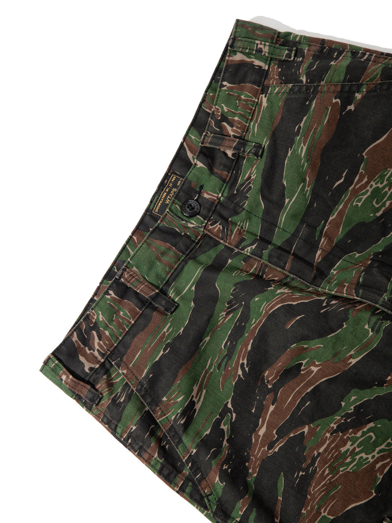 Jungle Stock 01 Trousers (Cotton Twill/Tiger Stripe)