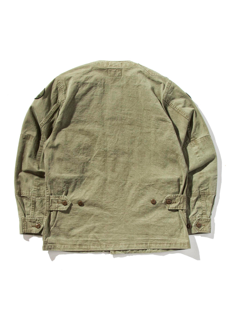 Olive Drab Scout LS 02 Shirt (Cotton Chino) 820632609609