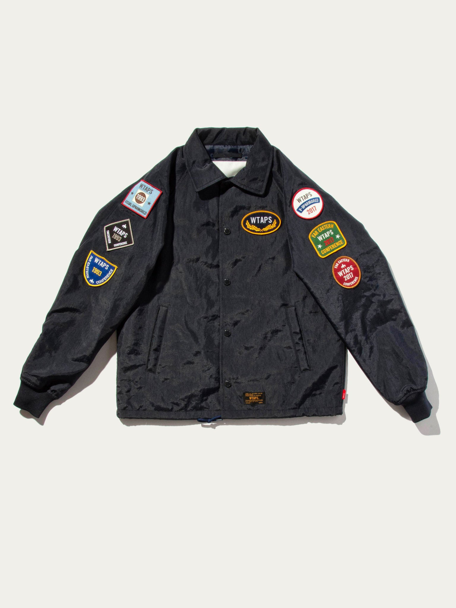 Navy Souvenir Jacket (Nylon) 1