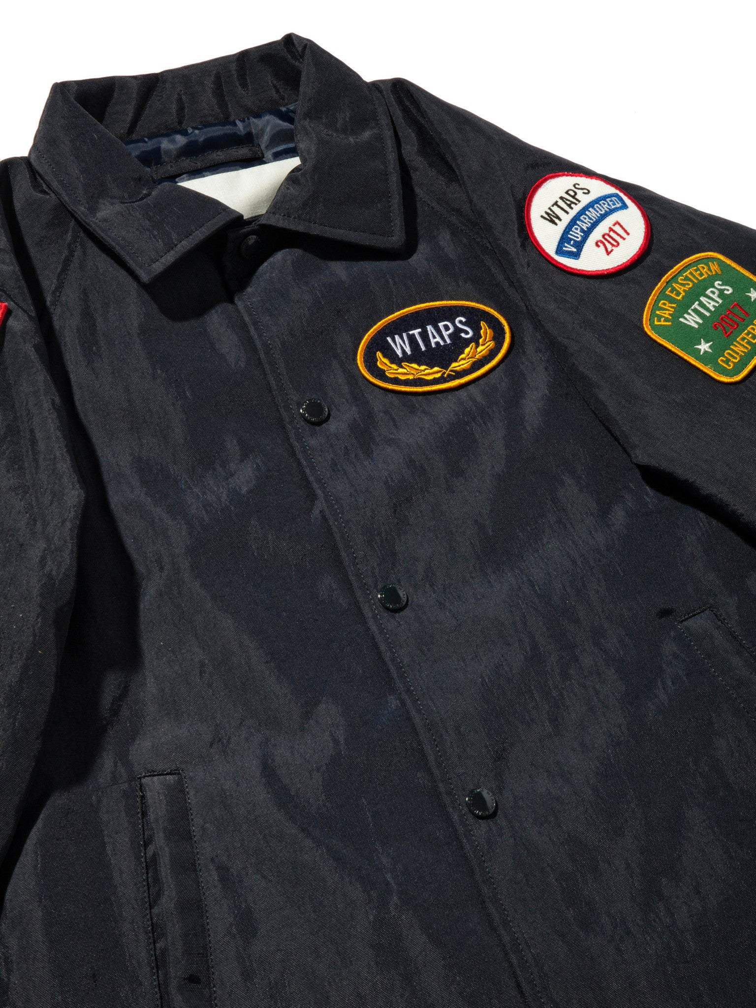 Navy Souvenir Jacket (Nylon) 7