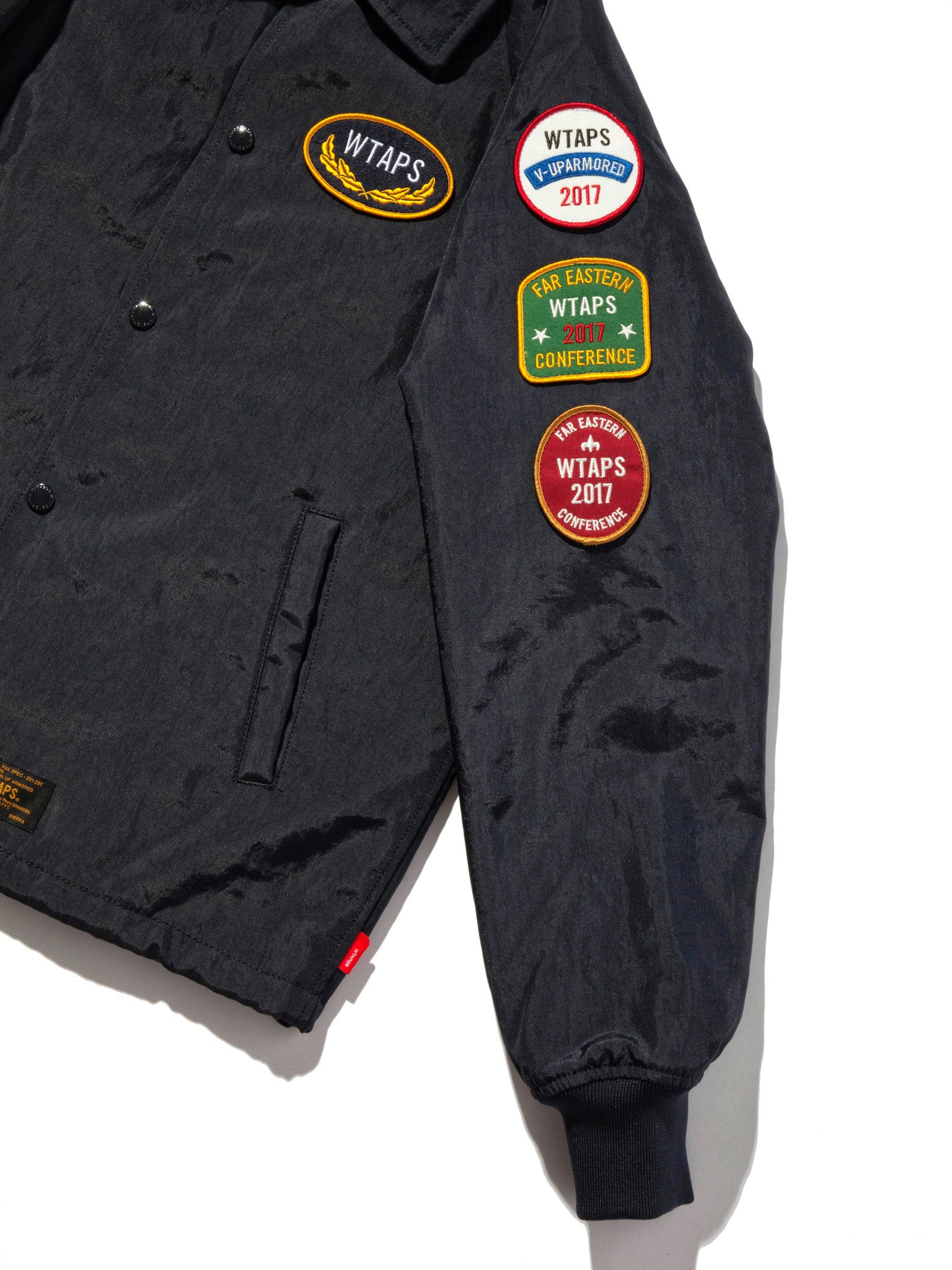 Navy Souvenir Jacket (Nylon) 8