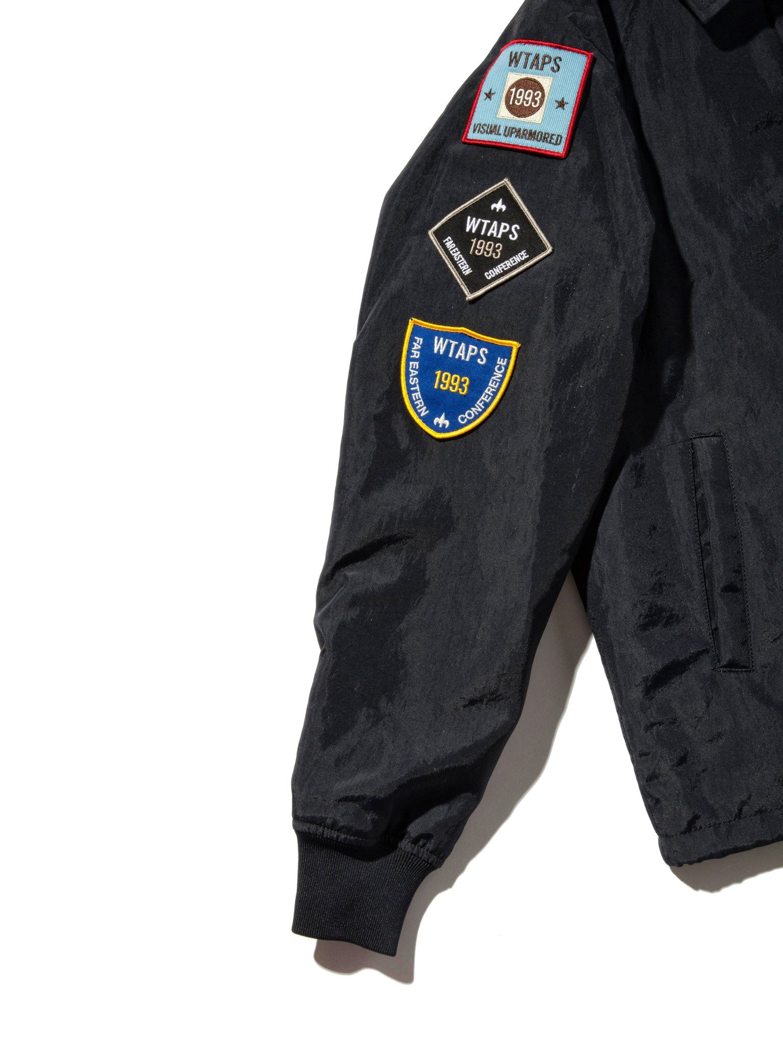 Navy Souvenir Jacket (Nylon) 9