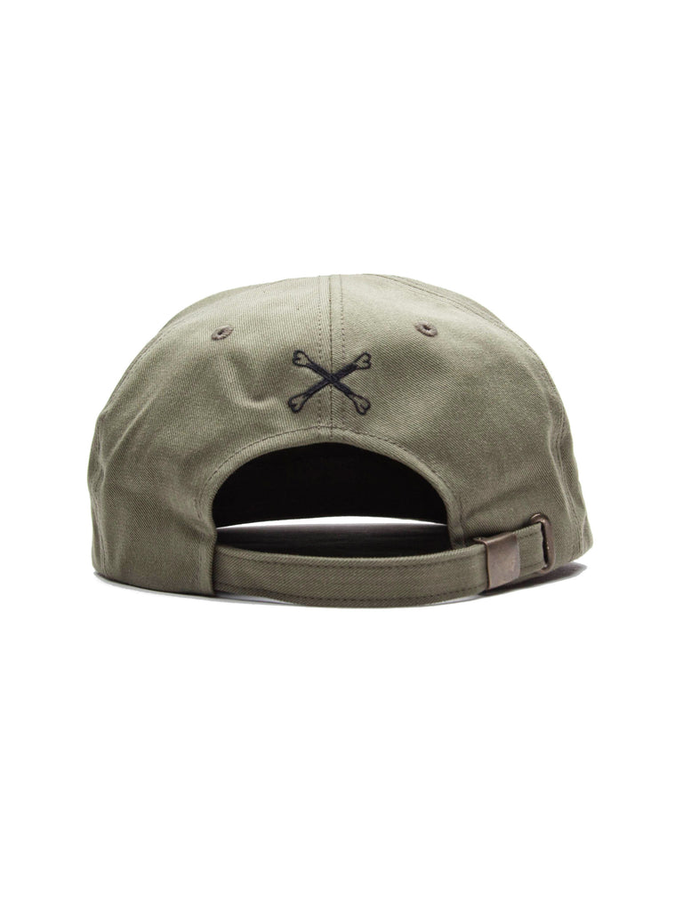 Olive Drab T-6 Cap (Cotton Chino) 520632537417
