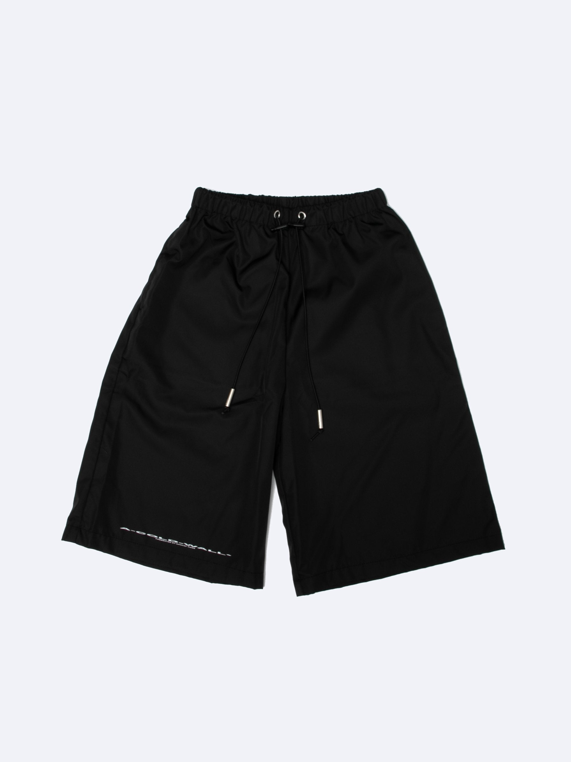 Logo Drawstring Shorts