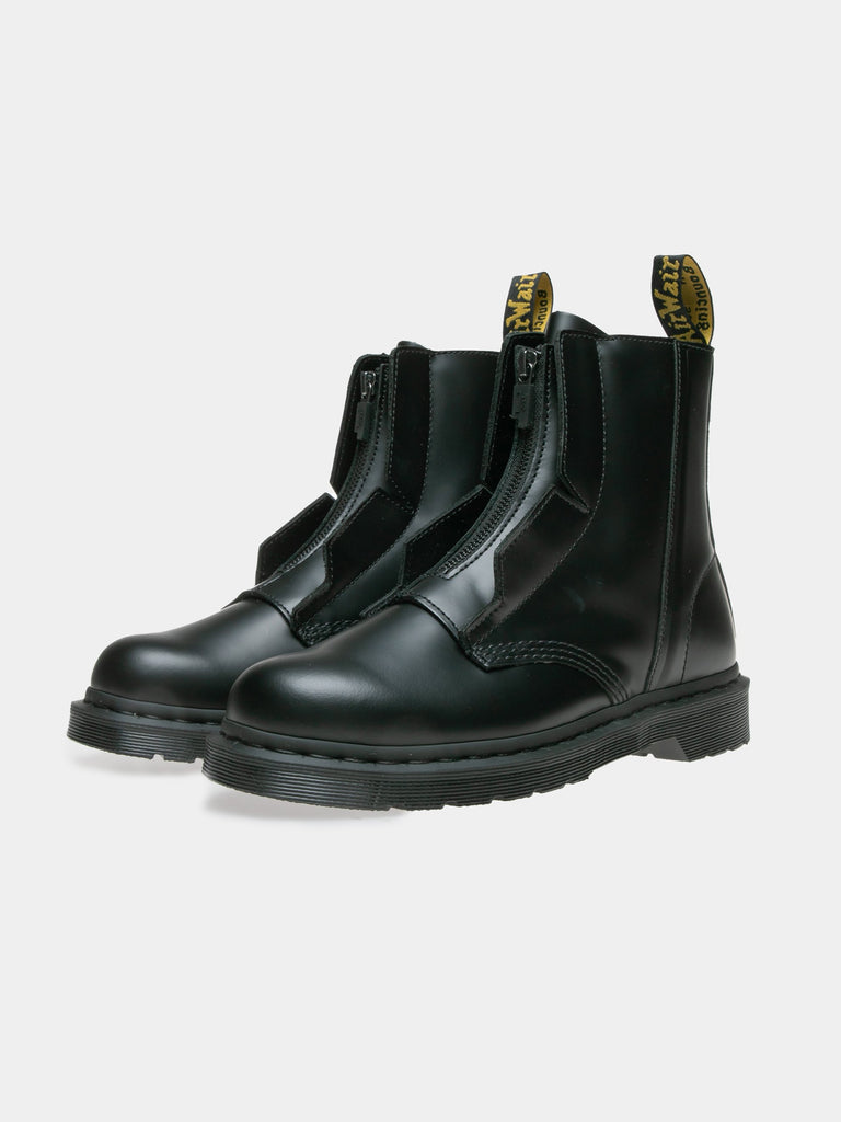 ACW X Dr Martens Zip Up Leather Boots15548282044493