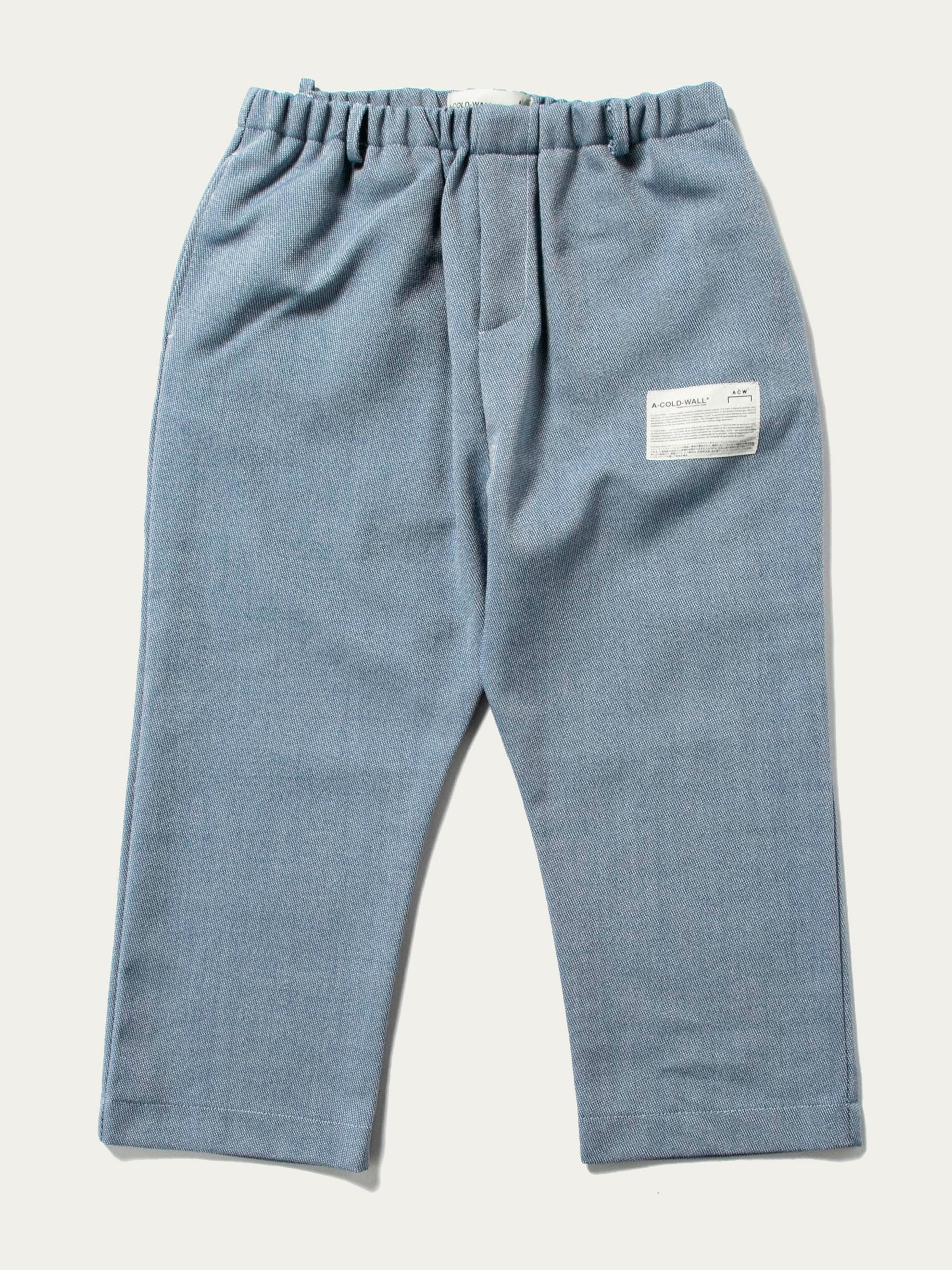 Blue Kvadrat Wool Trousers 1