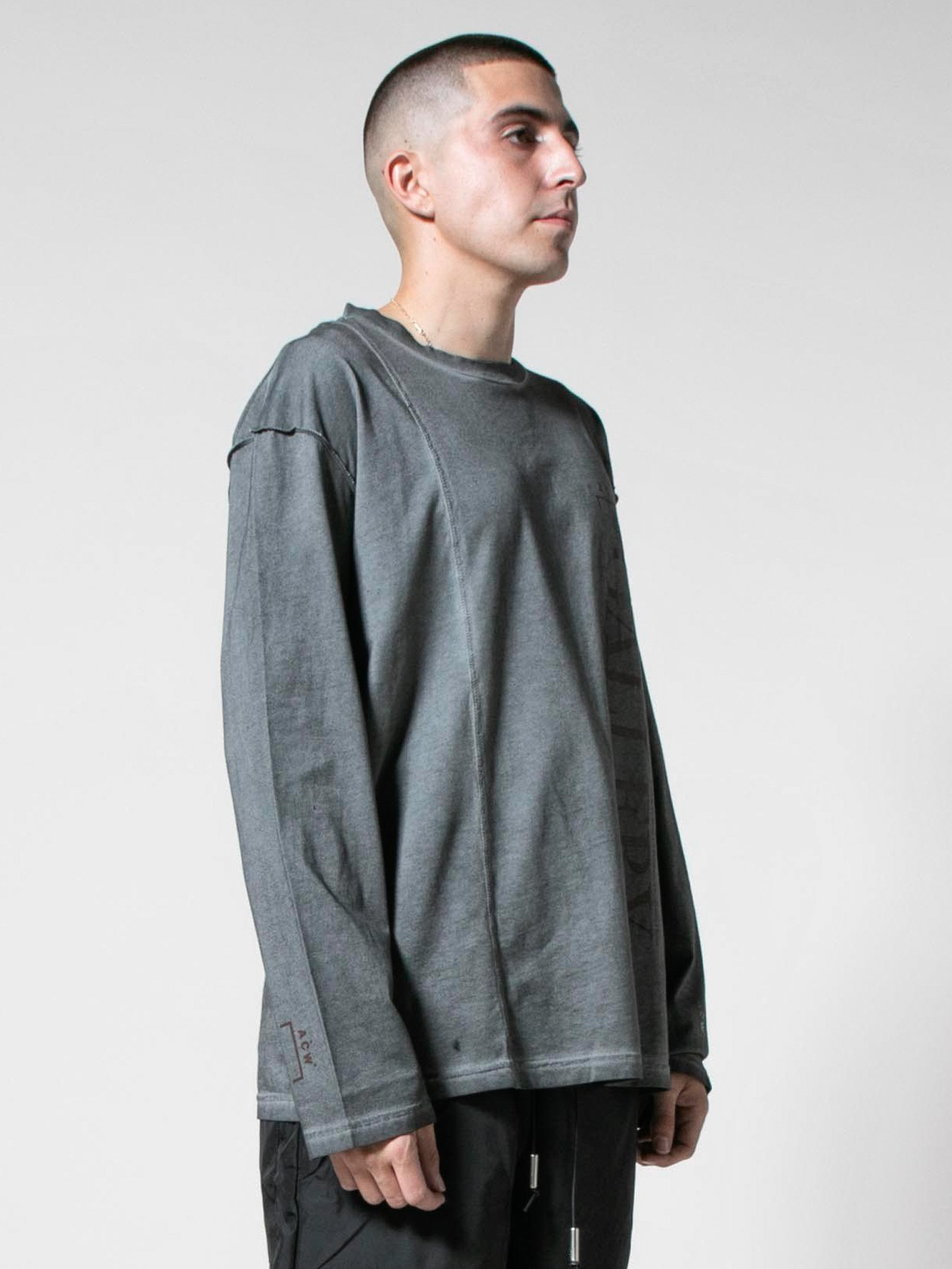 Slate Grey Gallery L/S T-Shirt 4
