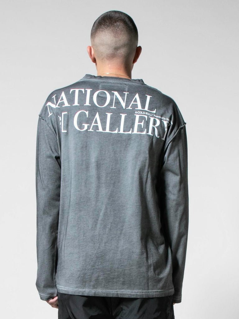 Slate Grey Gallery L/S T-Shirt 613571538288717