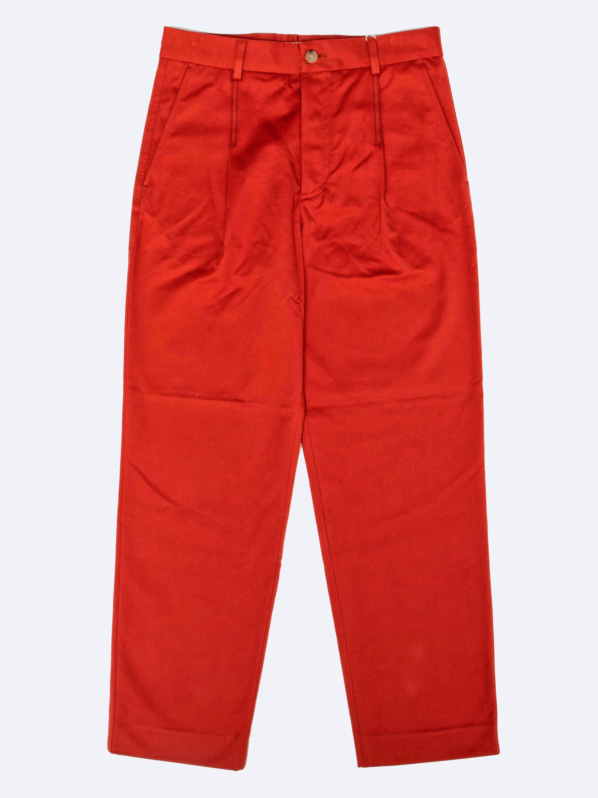 Ayran New Co Twill Trousers