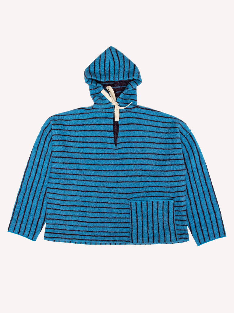 Looks Nasai Hooded Sweater