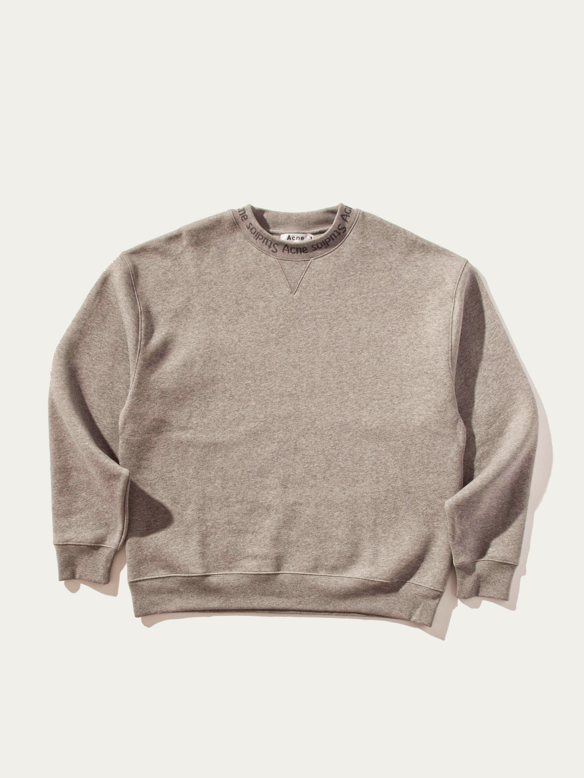 Light Grey Melange Flogho PSS18 Sweatshirt 1