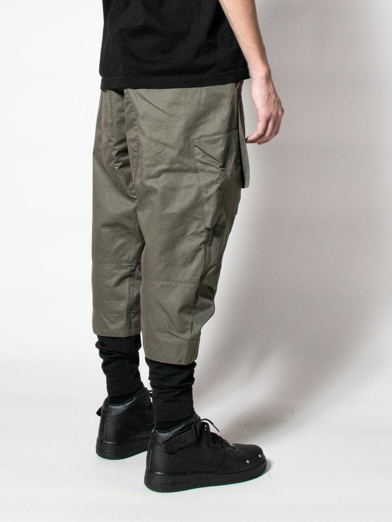 Cargo Drawcord Trouser (P23A-S)