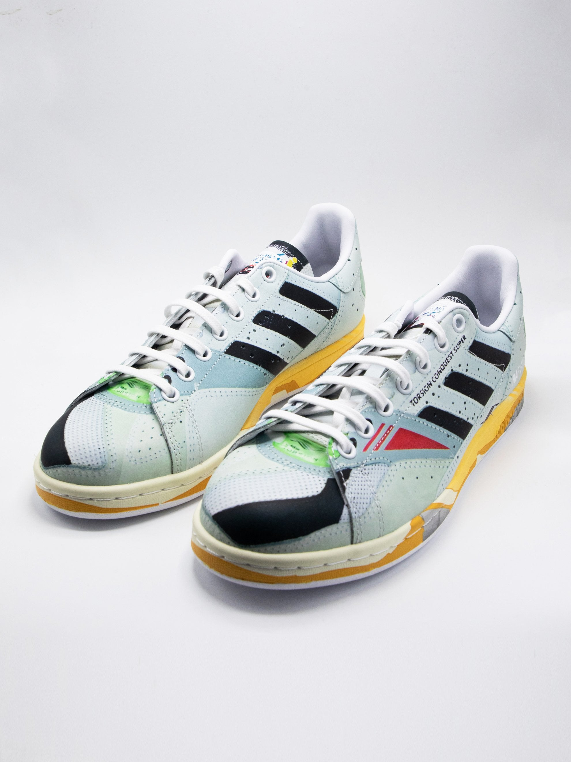 8.5 adidas RS Torsion Stan 2