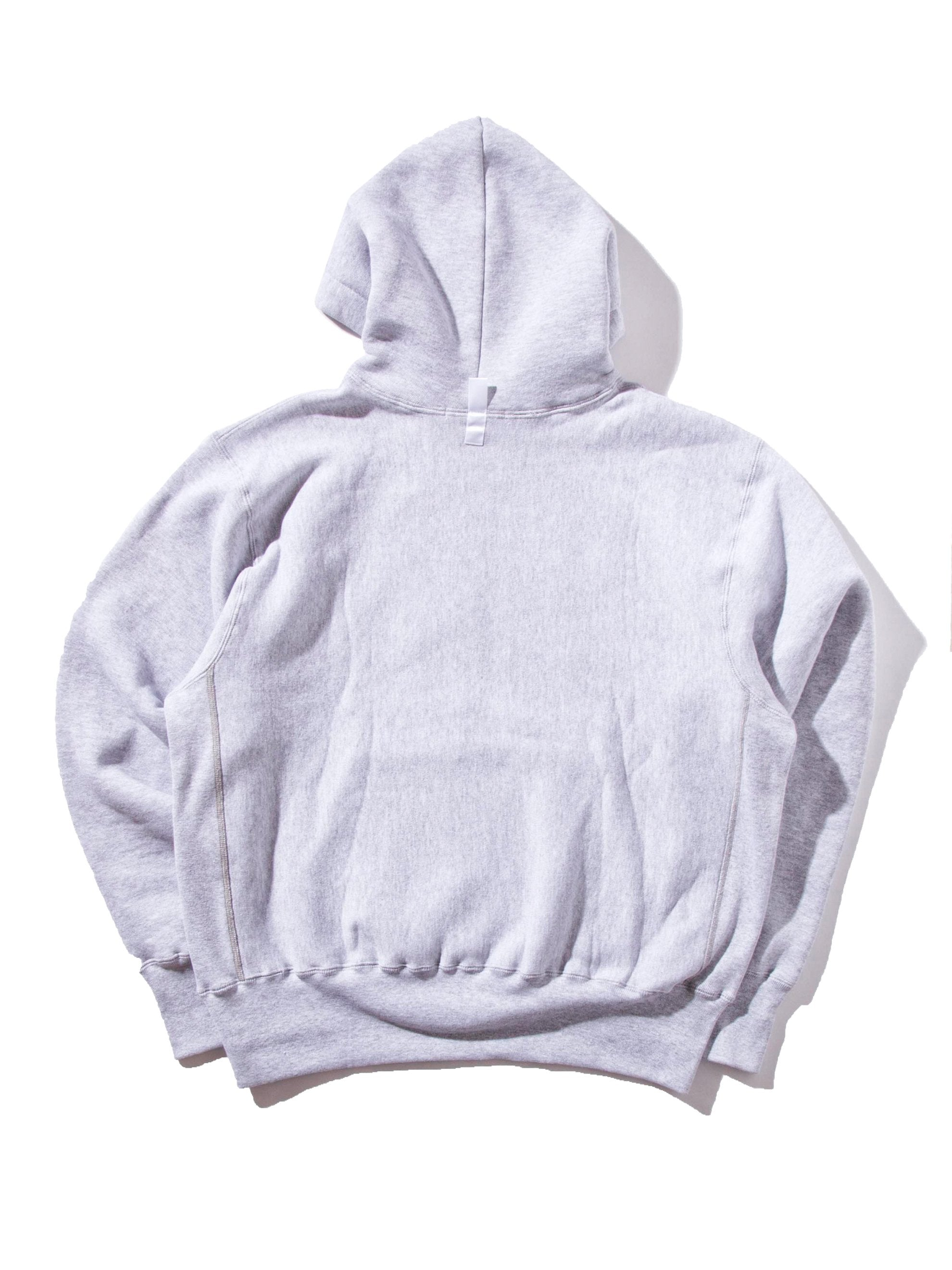 Heather Grey Soulmate Hooded Sweatshirt 7