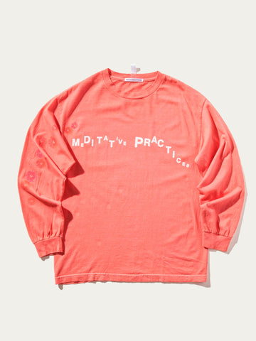 Meditative Practices Long Sleeve T-Shirt