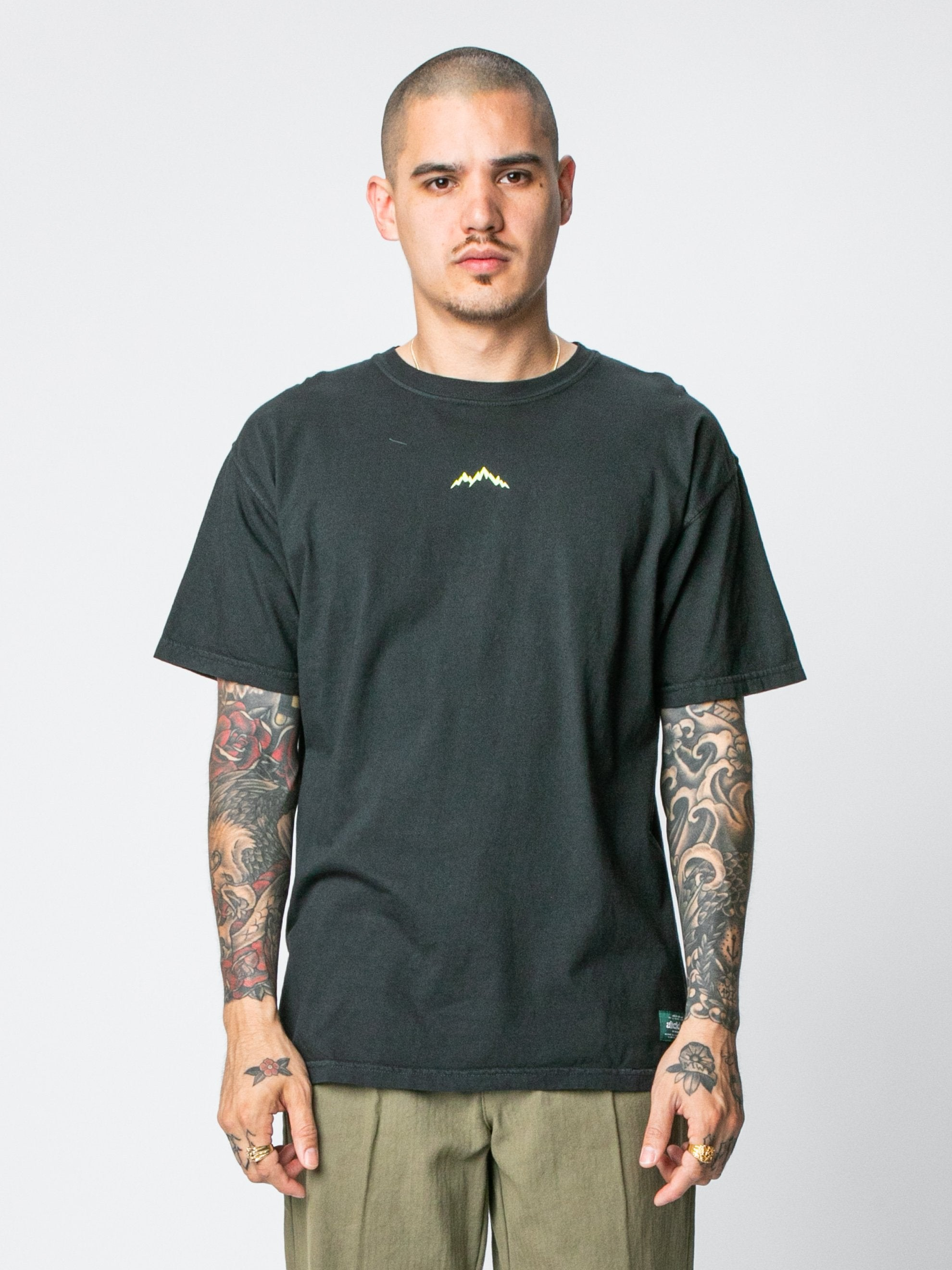 Black Alpine T-Shirt 2