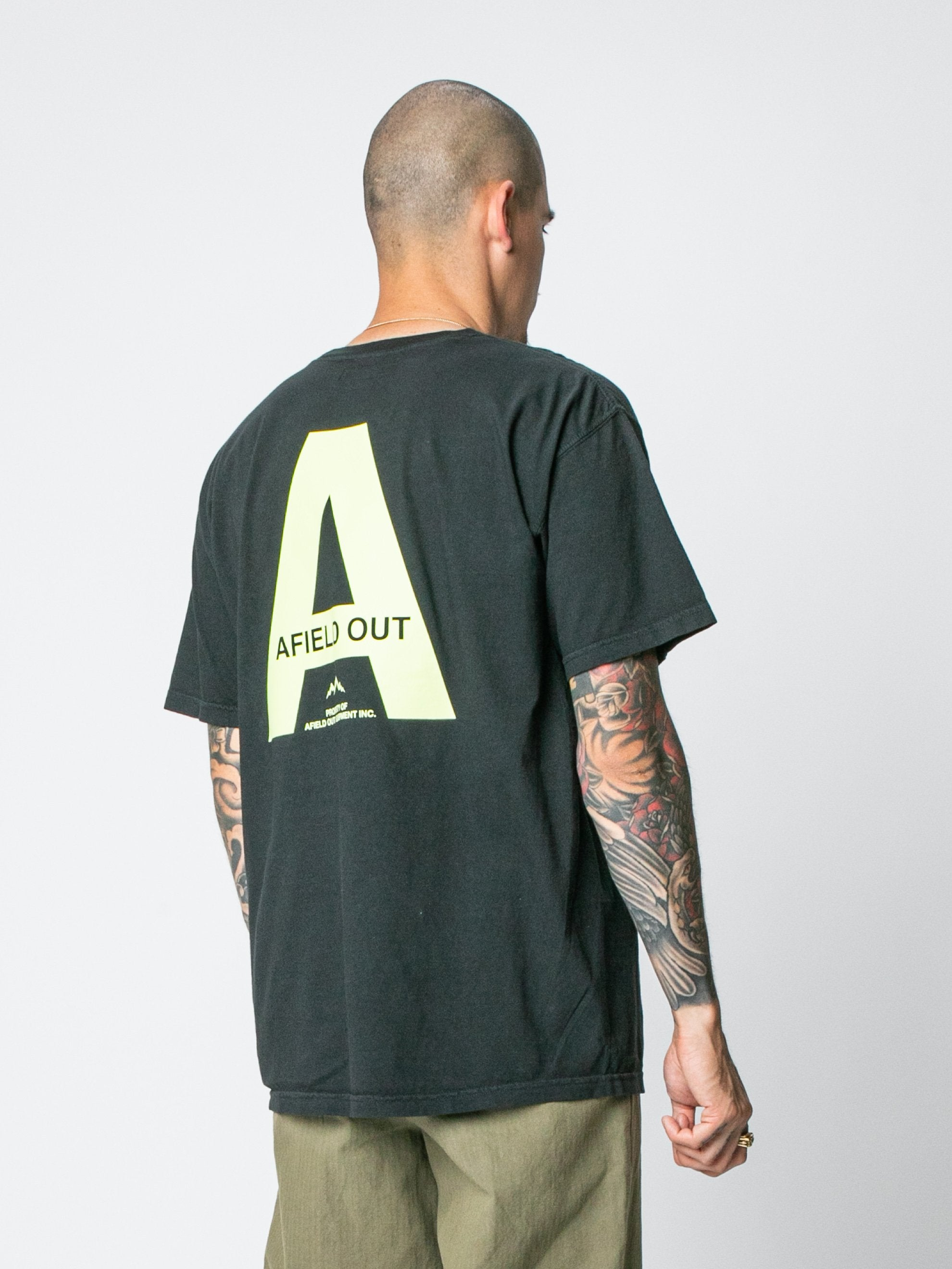 Black Alpine T-Shirt 5