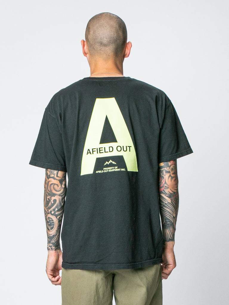 Black Alpine T-Shirt 614326241722445
