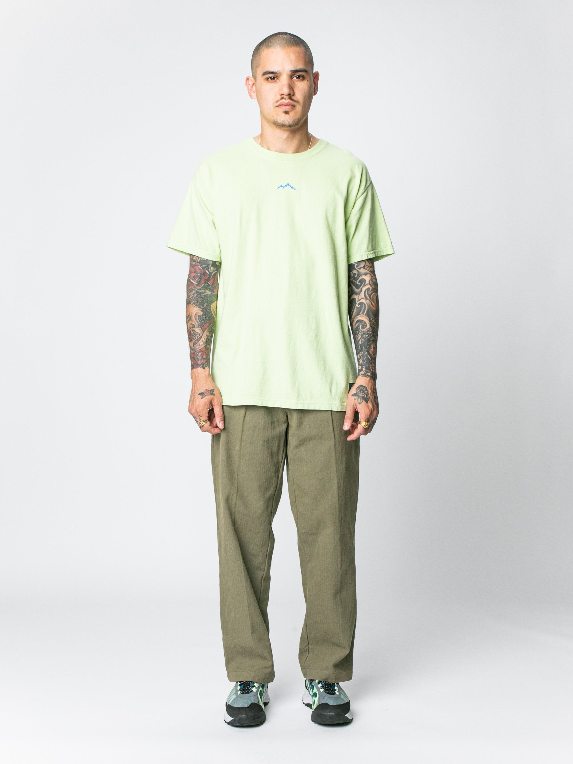 Mint Alpine T-Shirt 3