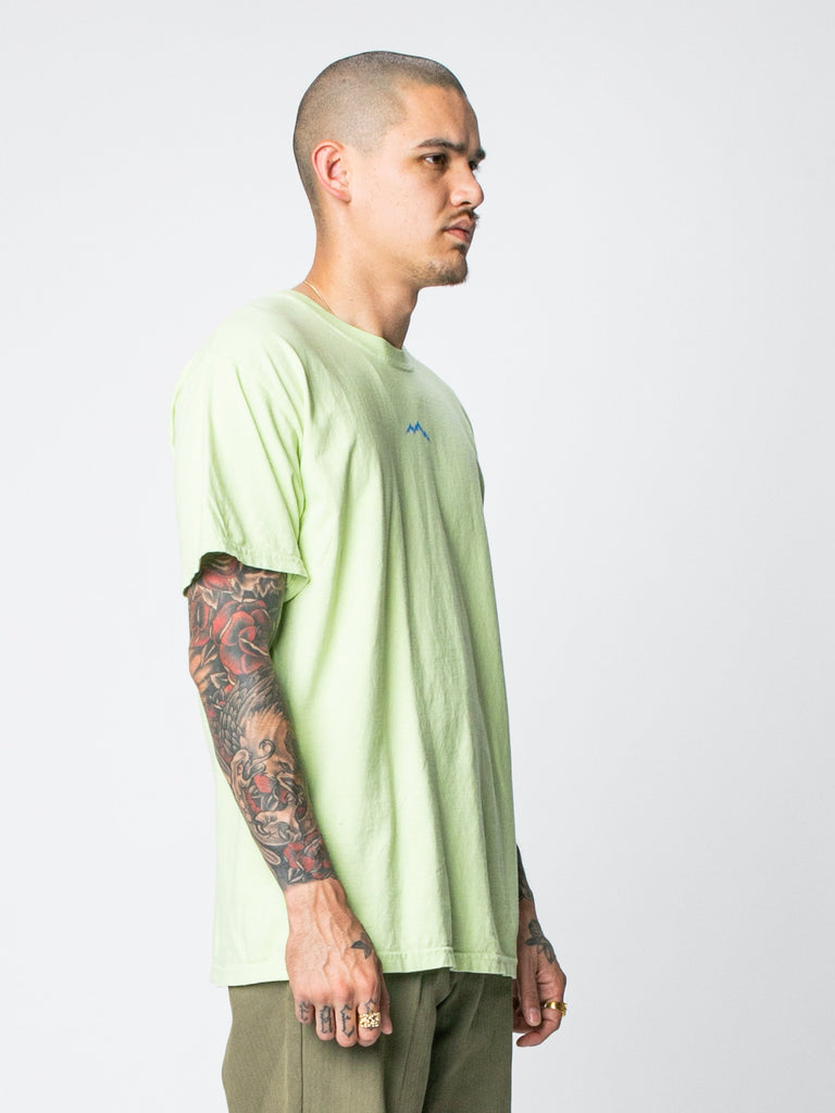Mint Alpine T-Shirt 414326242672717