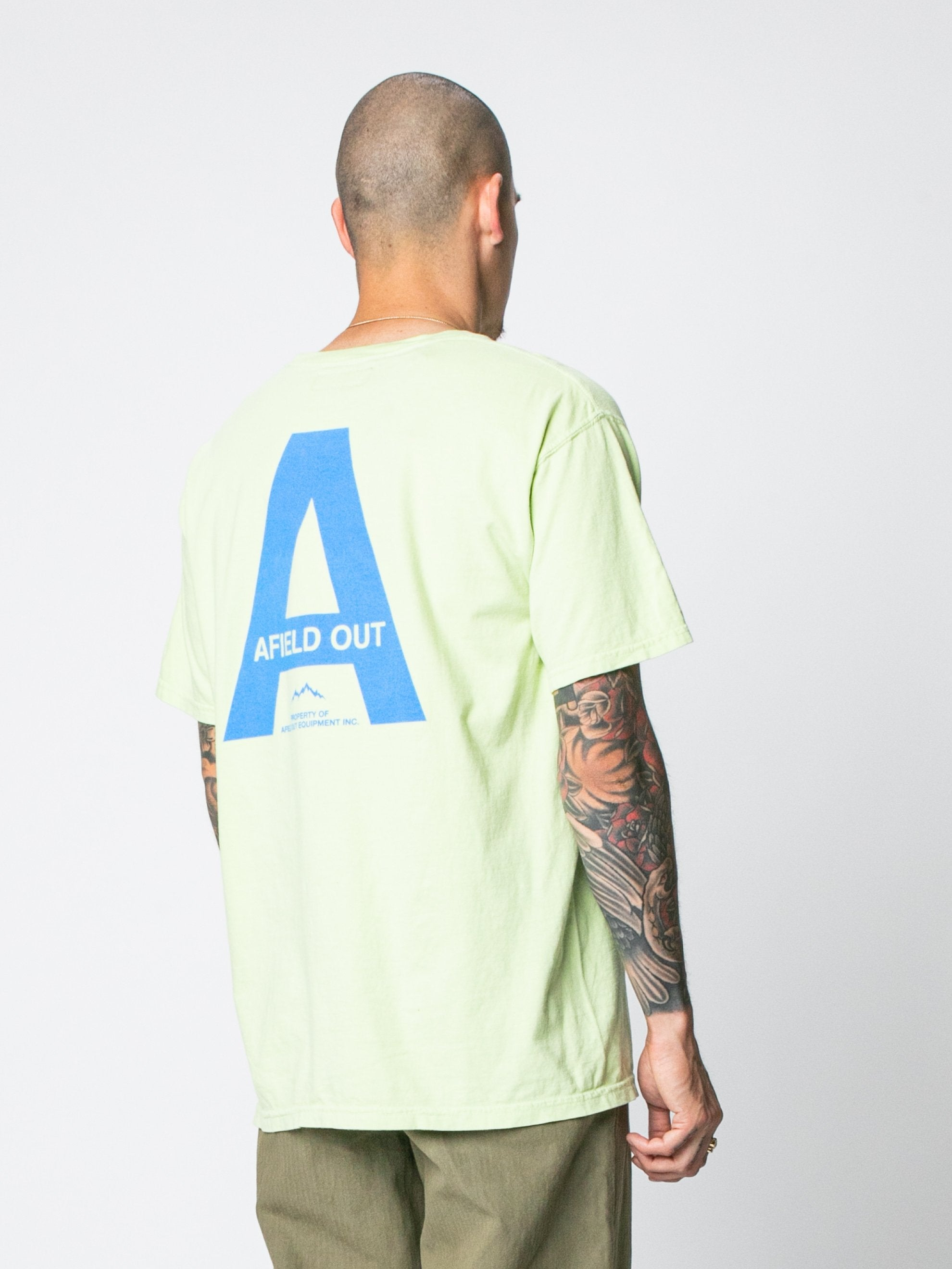 Mint Alpine T-Shirt 5